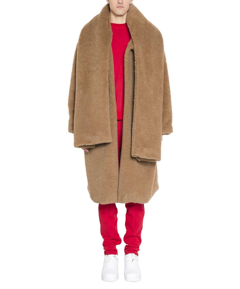 Amen Eco-fur Coat
