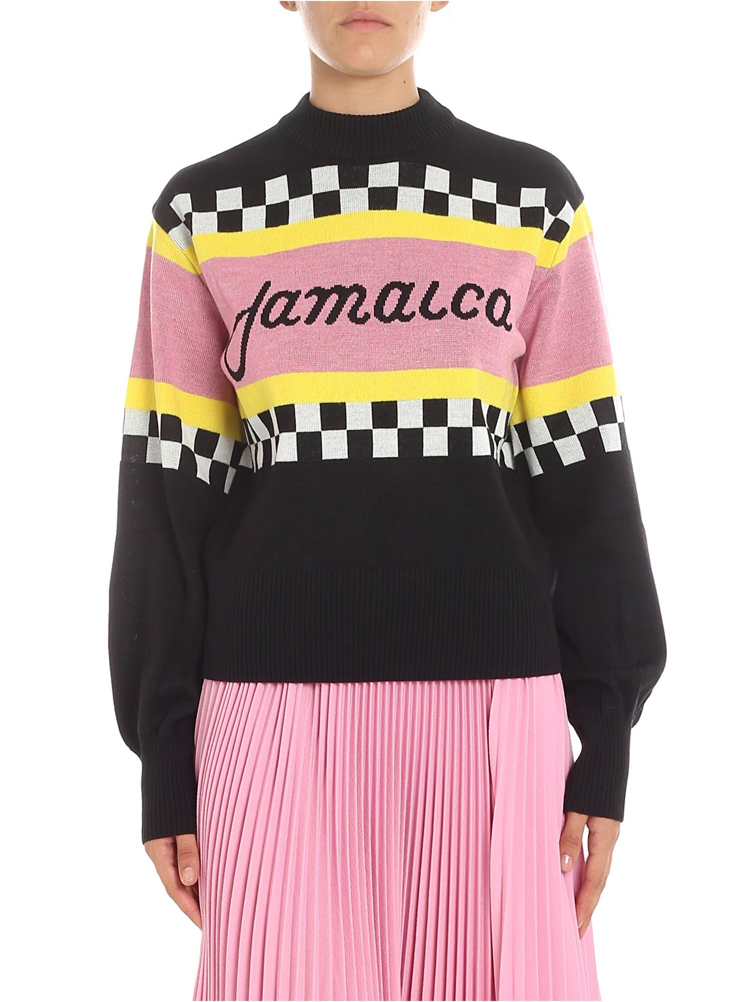 Msgm Knitted Jumper