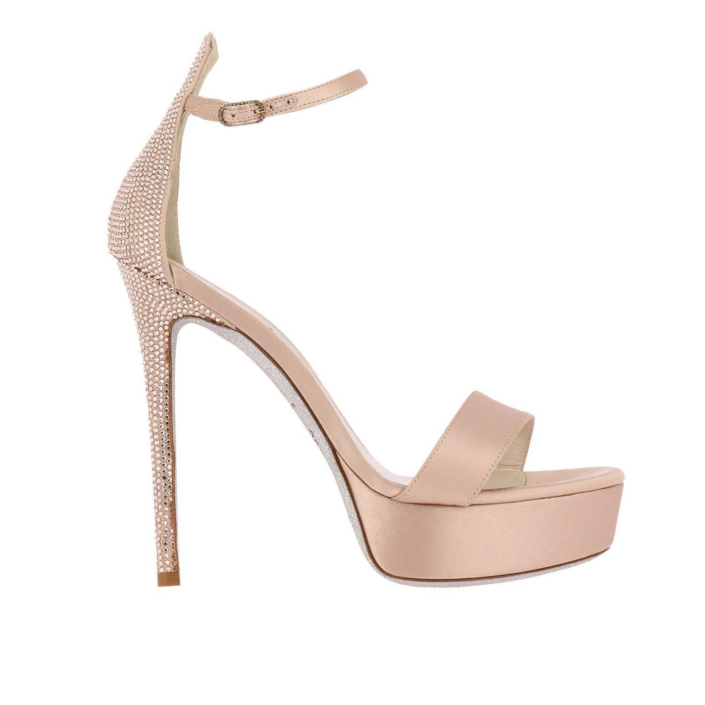 Rene Caovilla Heeled Sandals Shoes Women Rene Caovilla