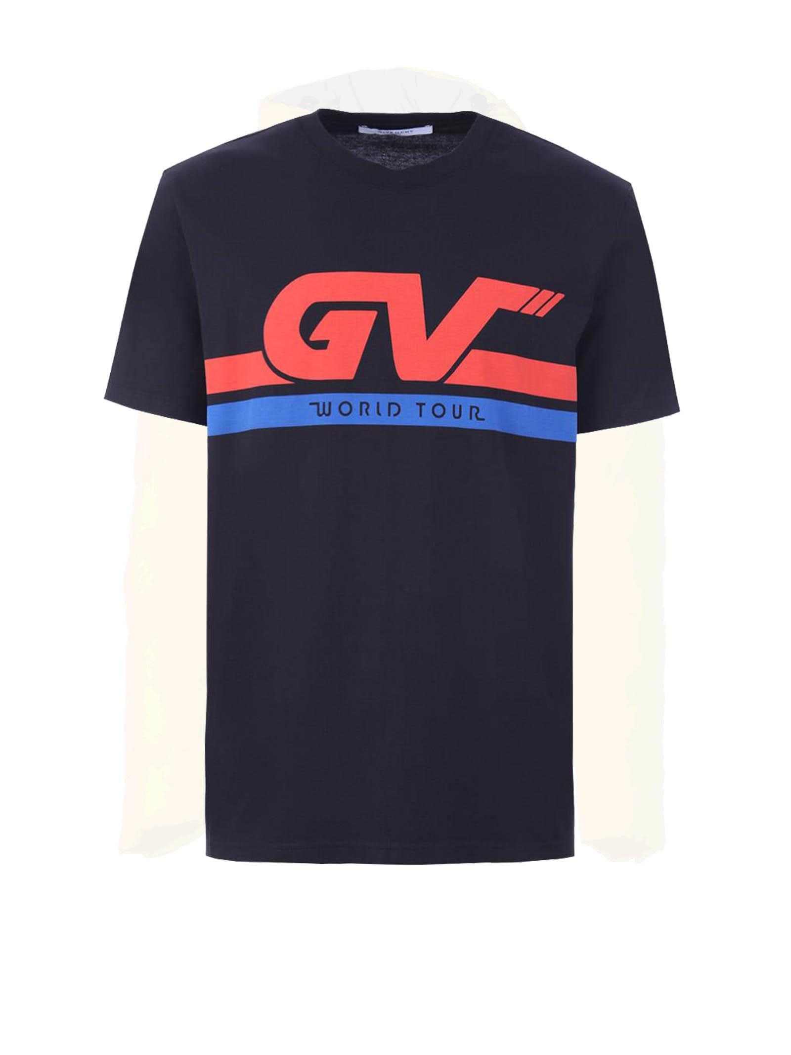Givenchy Gv Motocross T-shirt