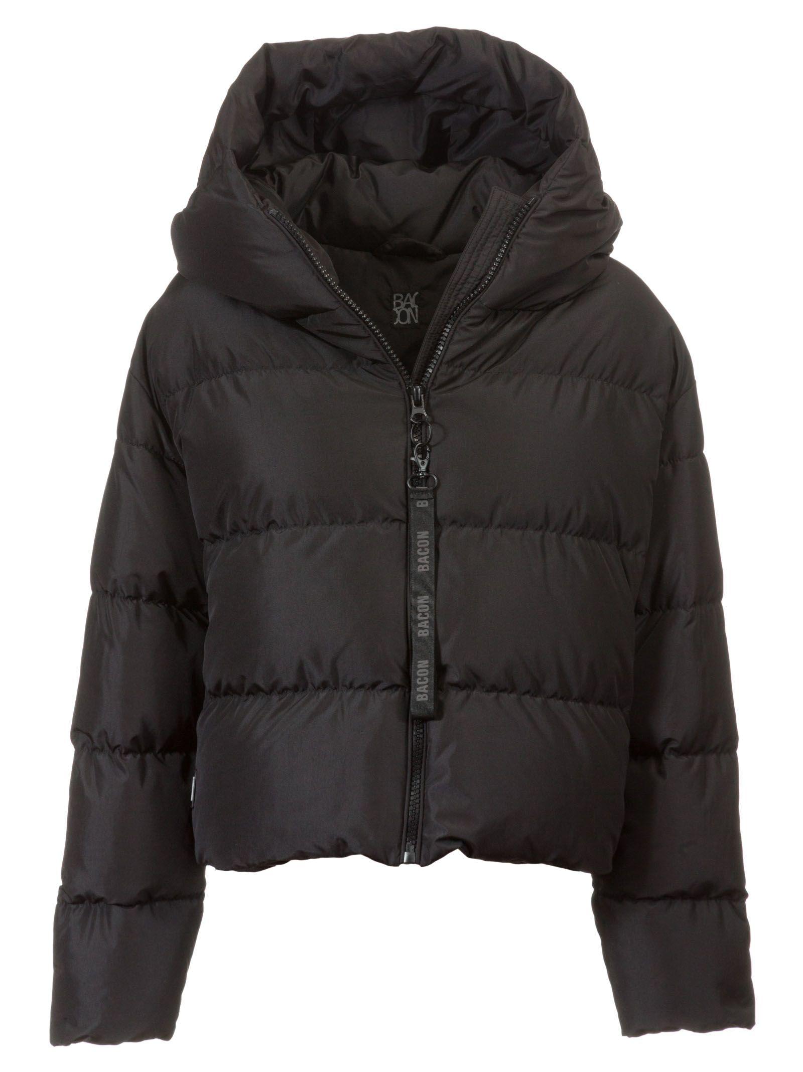 Bacon Cloud Hood Padded Jacket