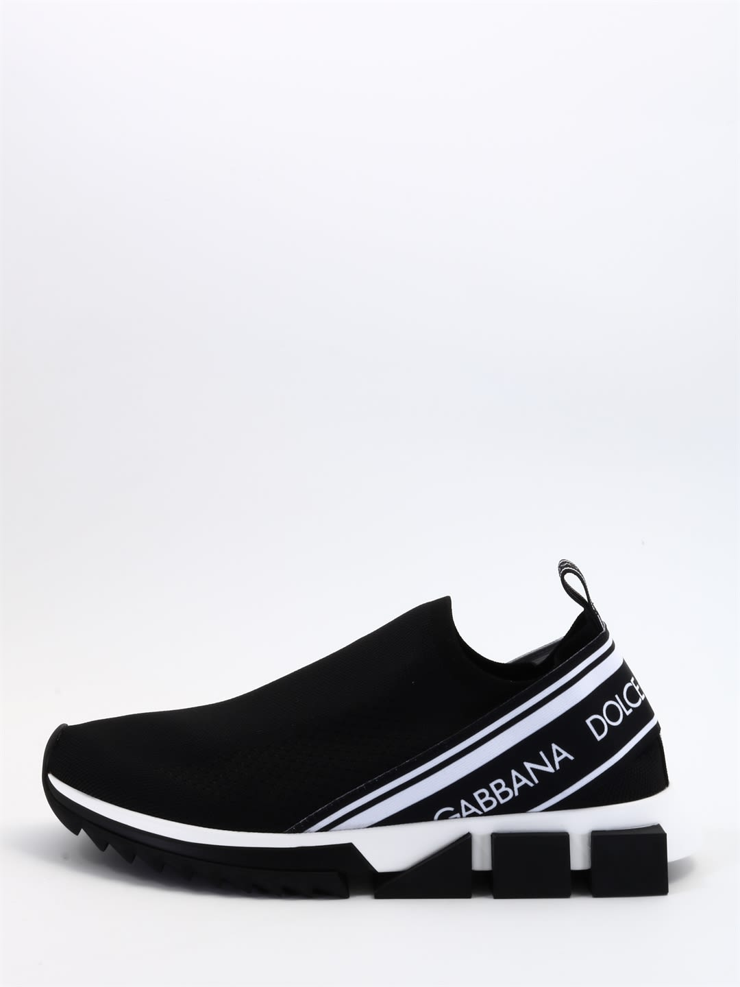 Dolce & Gabbana Sneakers Sorrento Black