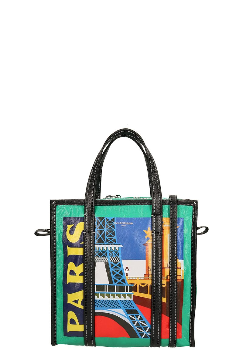 balenciaga -  Bazar Multicolor Shopper S