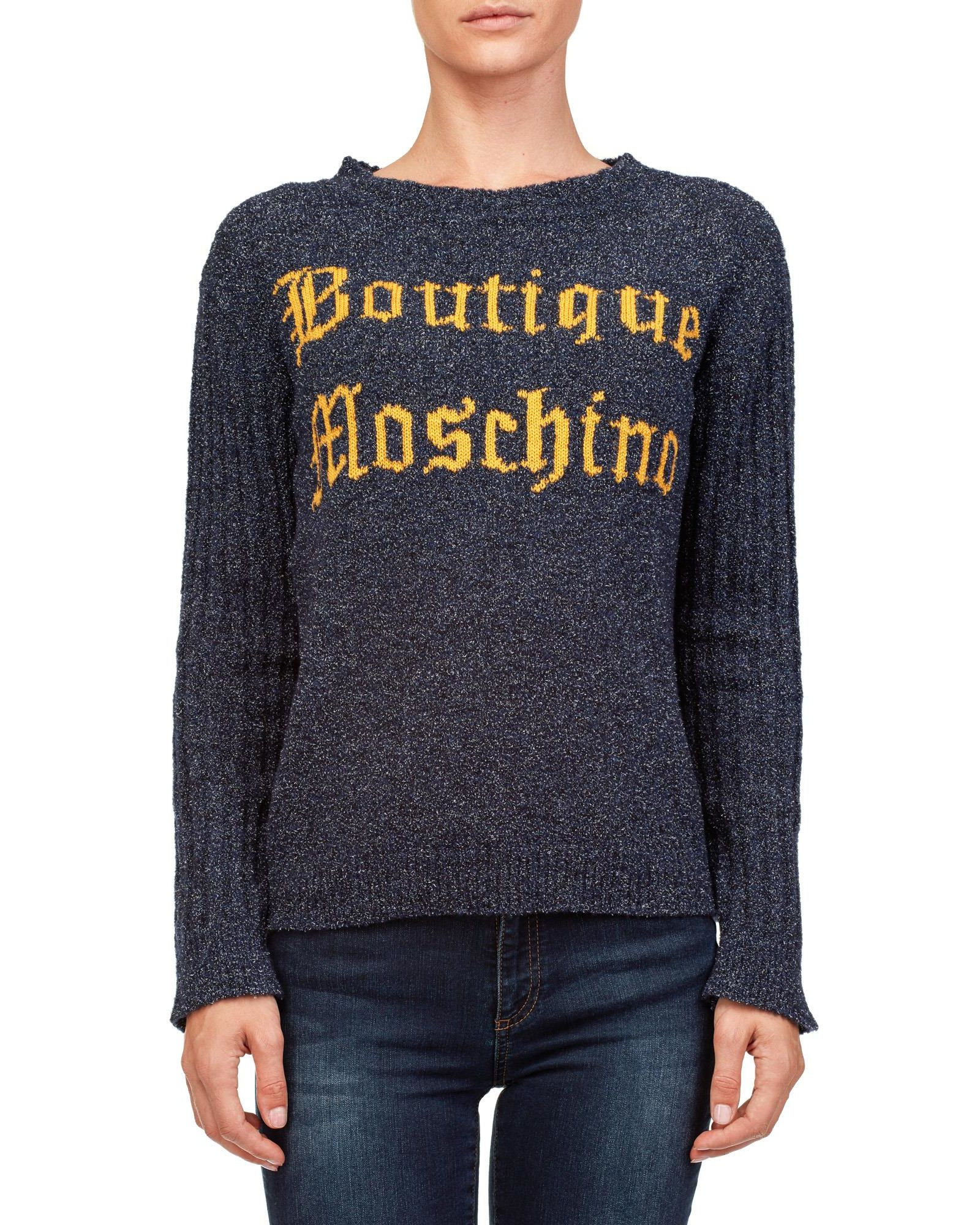 Boutique Moschino Wool Blend Sweater