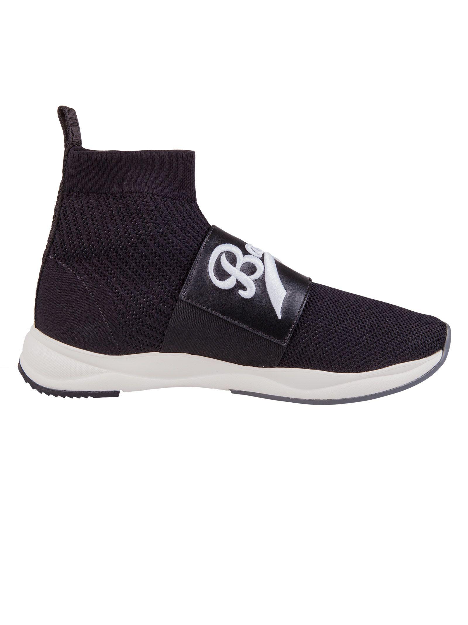 00db7d8f423 Balmain Paris Shoes In Nero | ModeSens