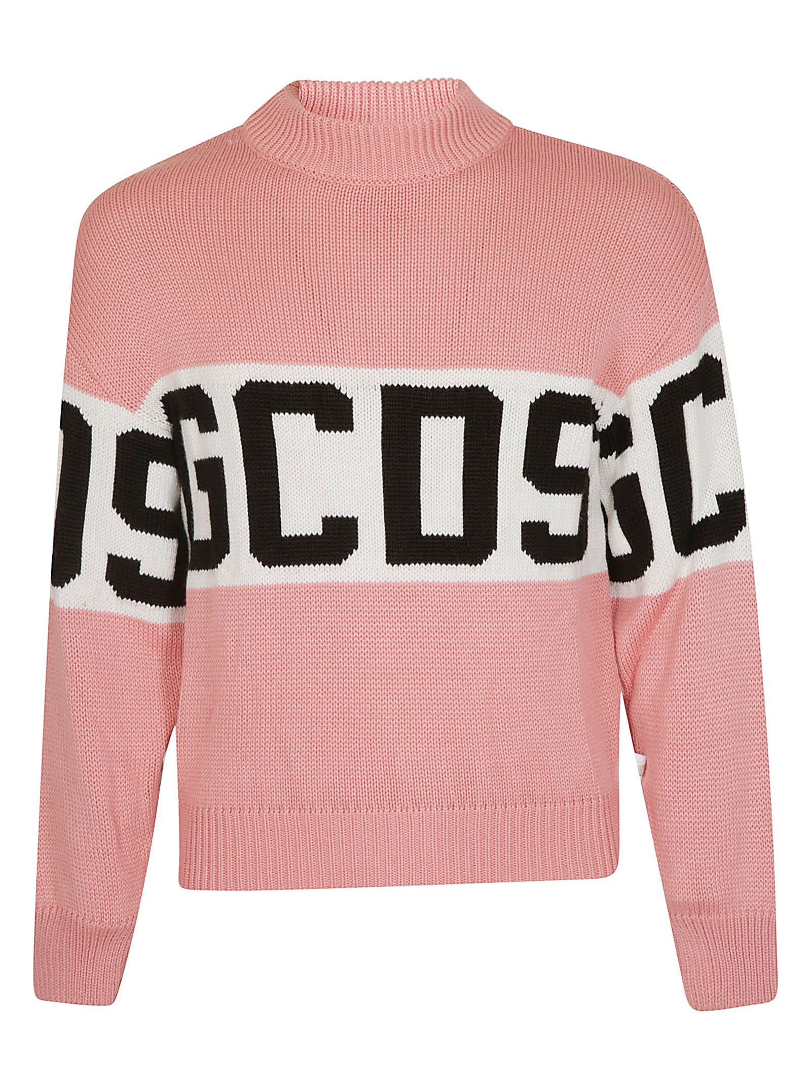 Gcds Knitted Logo Sweater