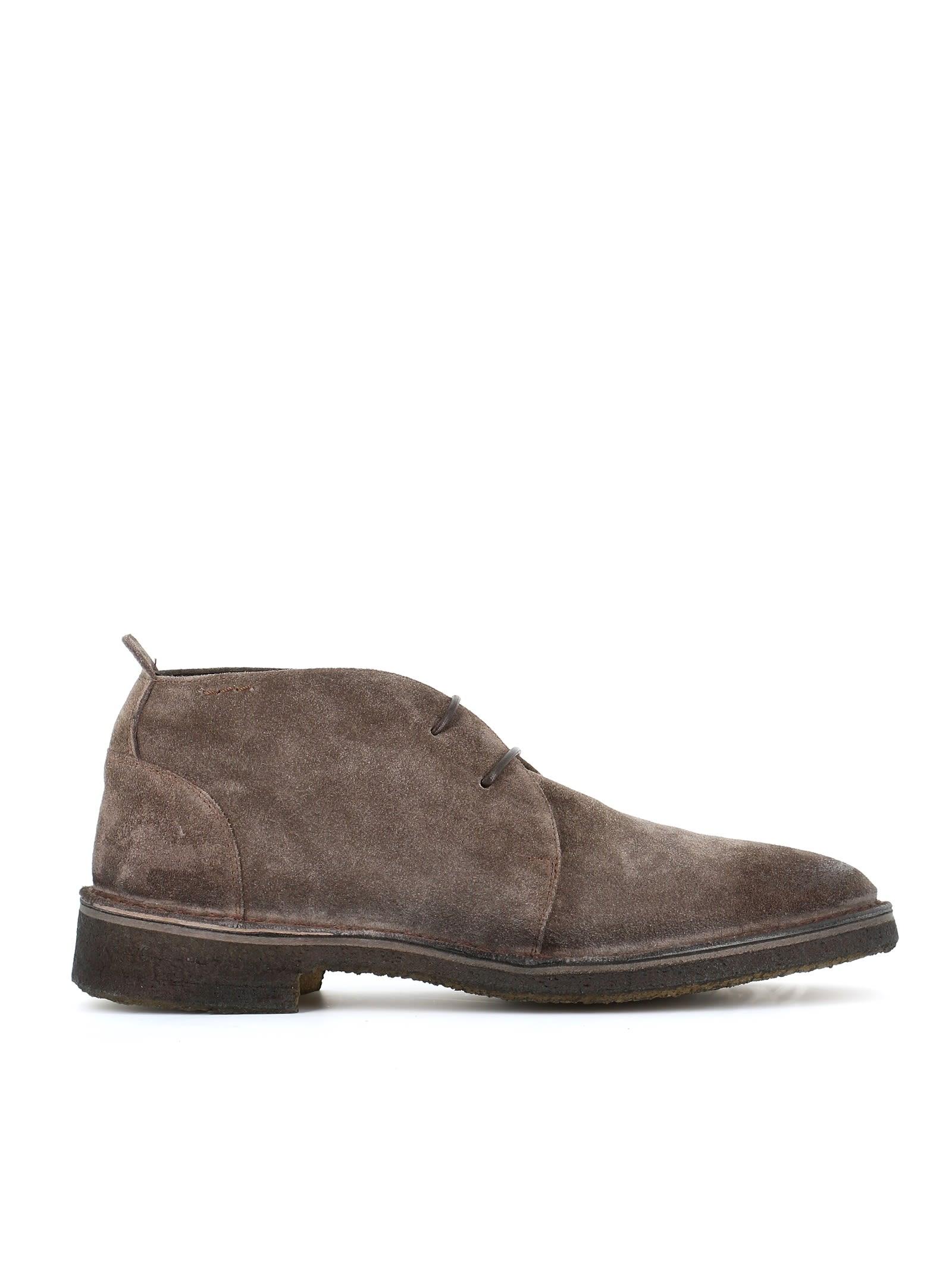 Alexander Hotto Desert-boots