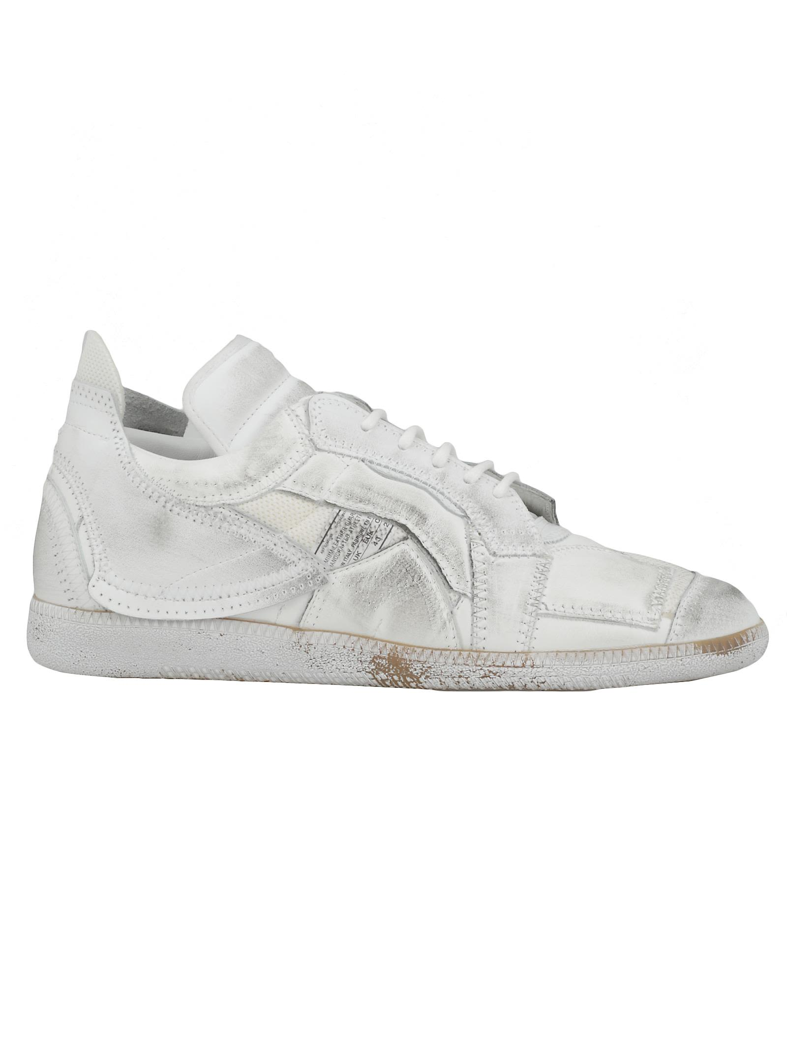 Maison Margiela Leather Sneaker