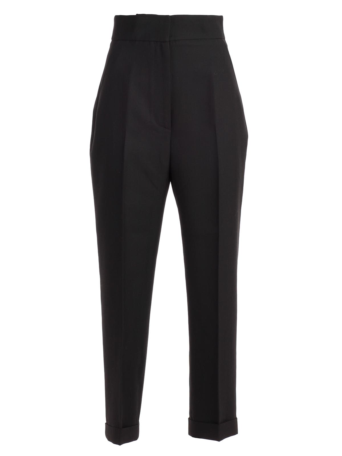 Jacquemus Slim Pleated Trousers