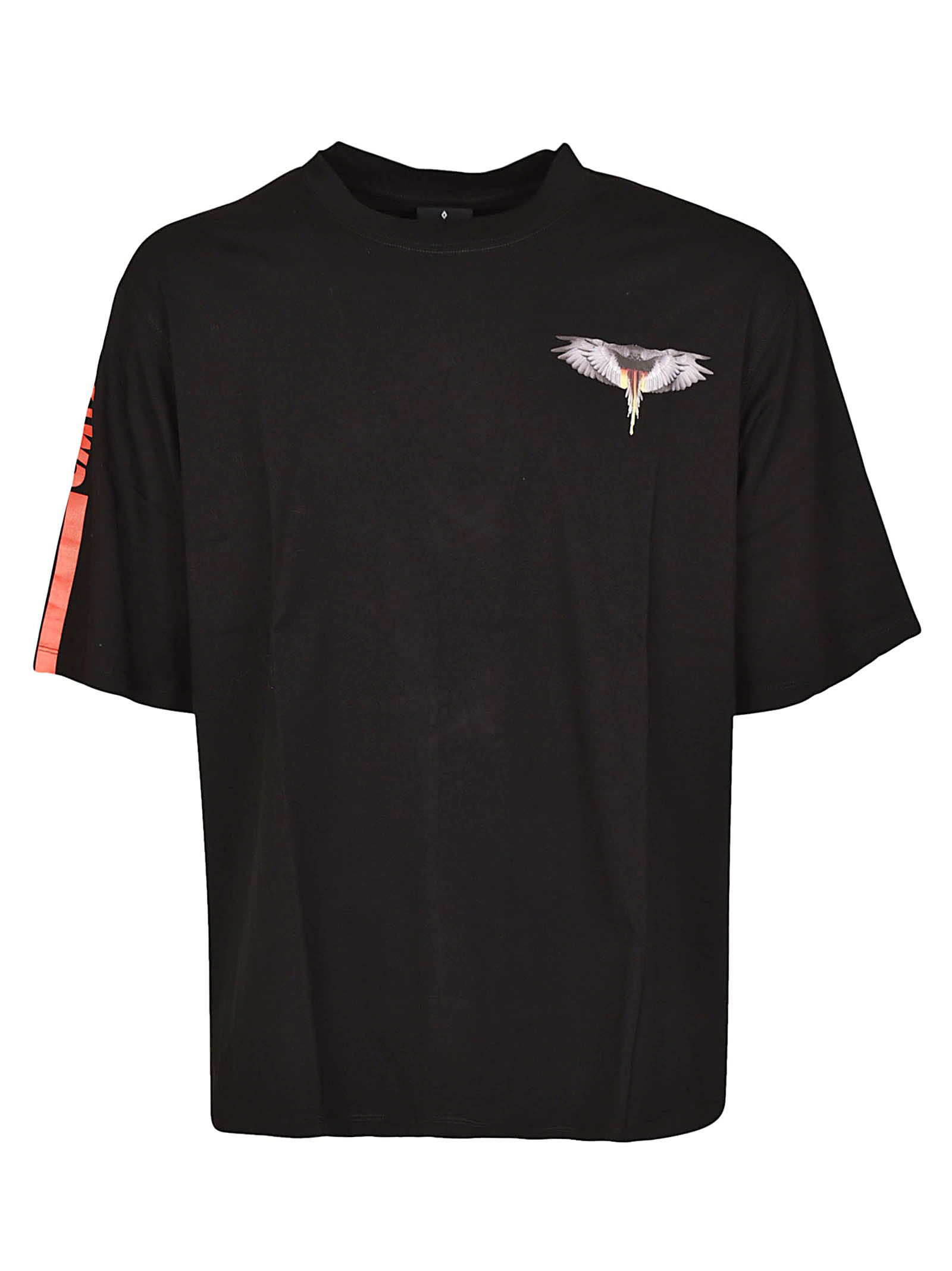 Marcelo Burlon Wings Barcode T-shirt