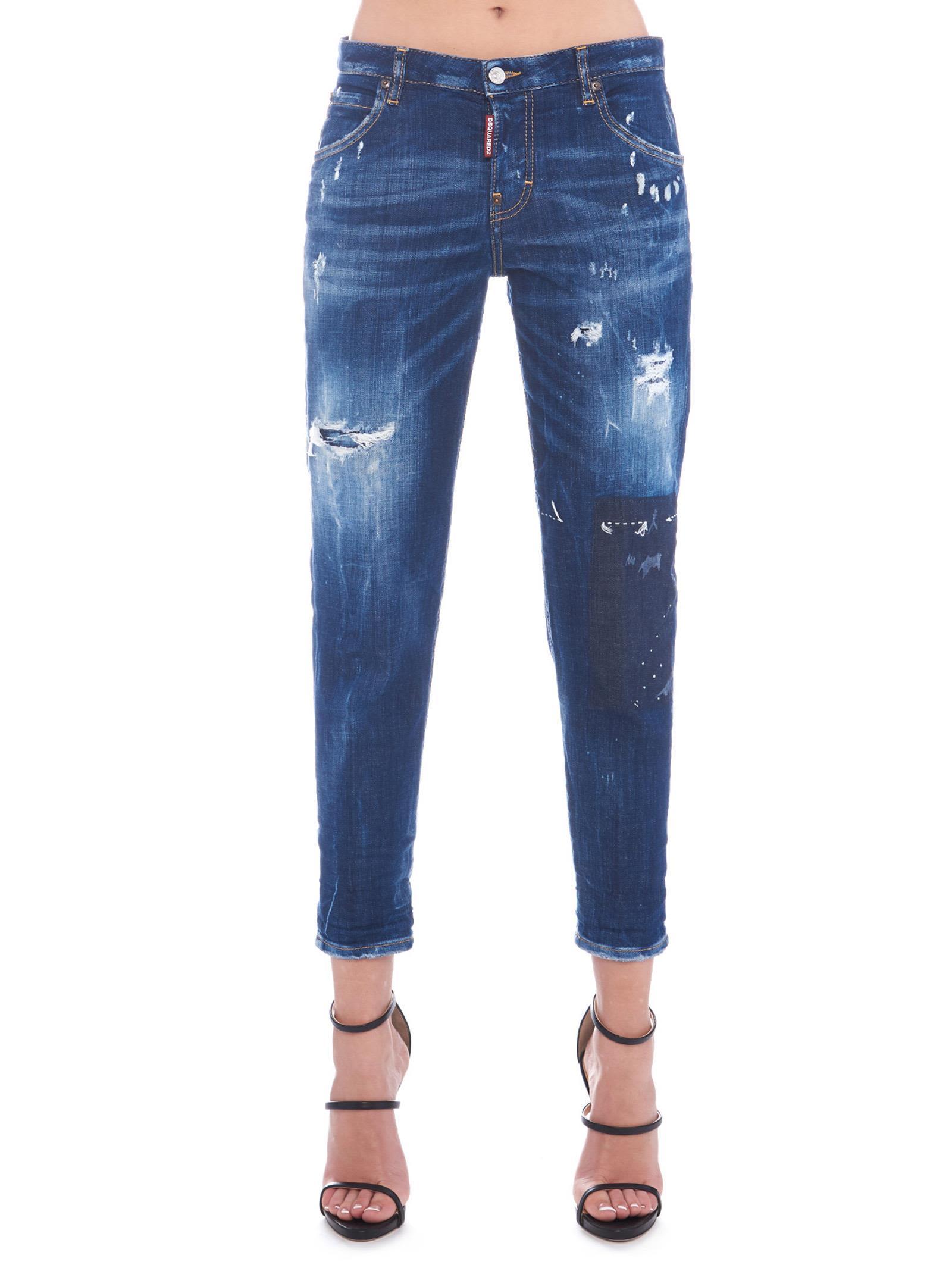 Dsquared2 'hockney' Jeans