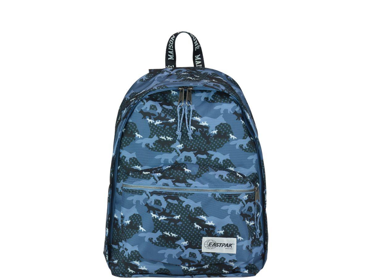 Eastpak X Maison Kitsuné Back To Work/out Of Office Backpack