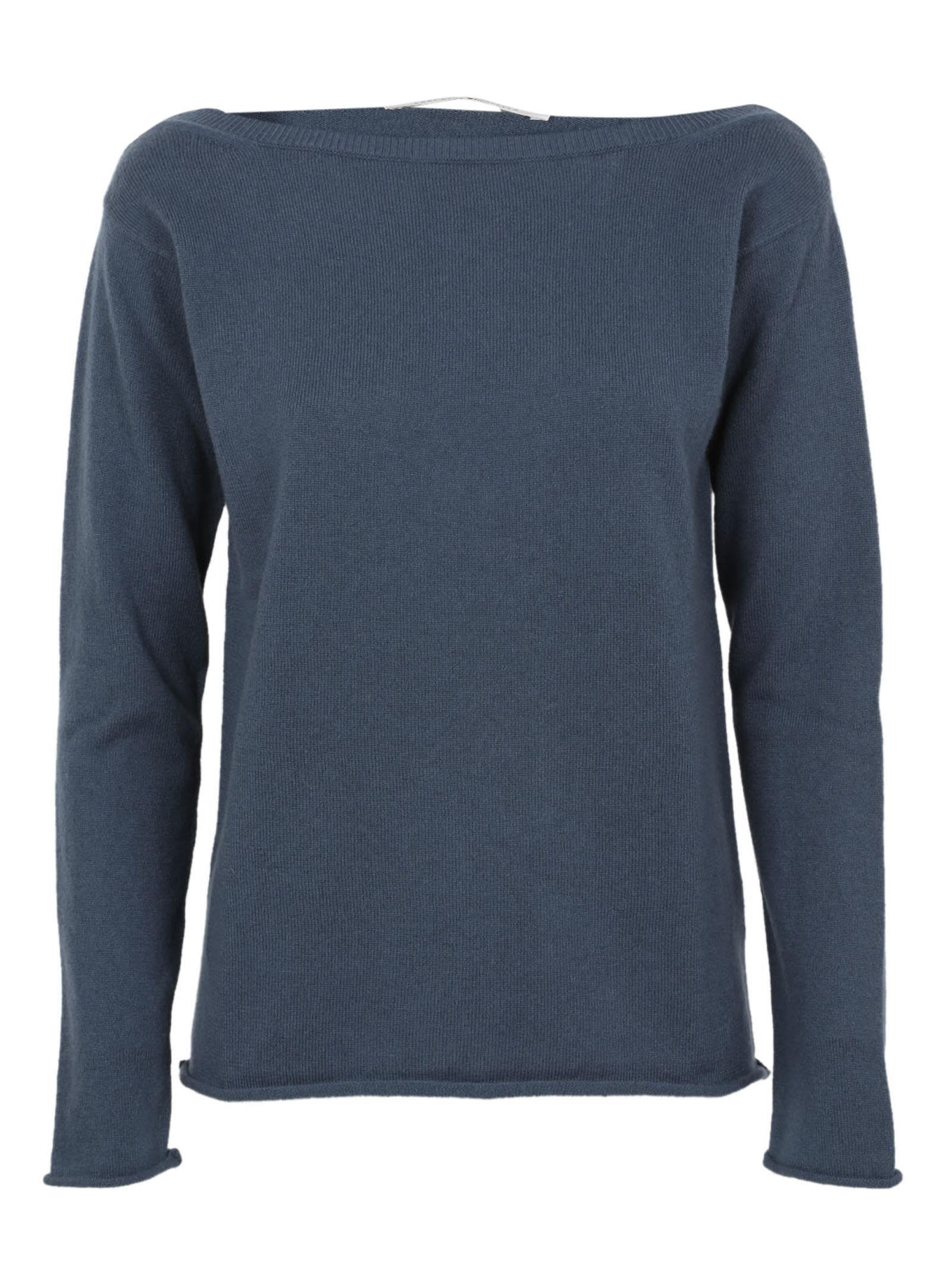 Saverio Palatella Boat Neck Sweater