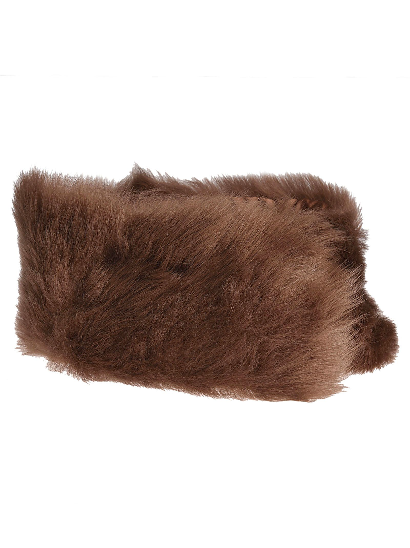 Desa 1972 Fur Stole Scarf