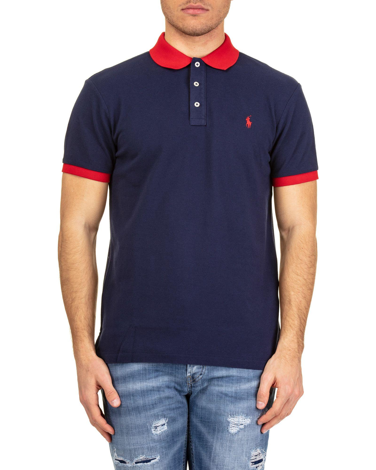 Ralph Lauren Ralph Lauren Cotton Piquè Polo Shirt