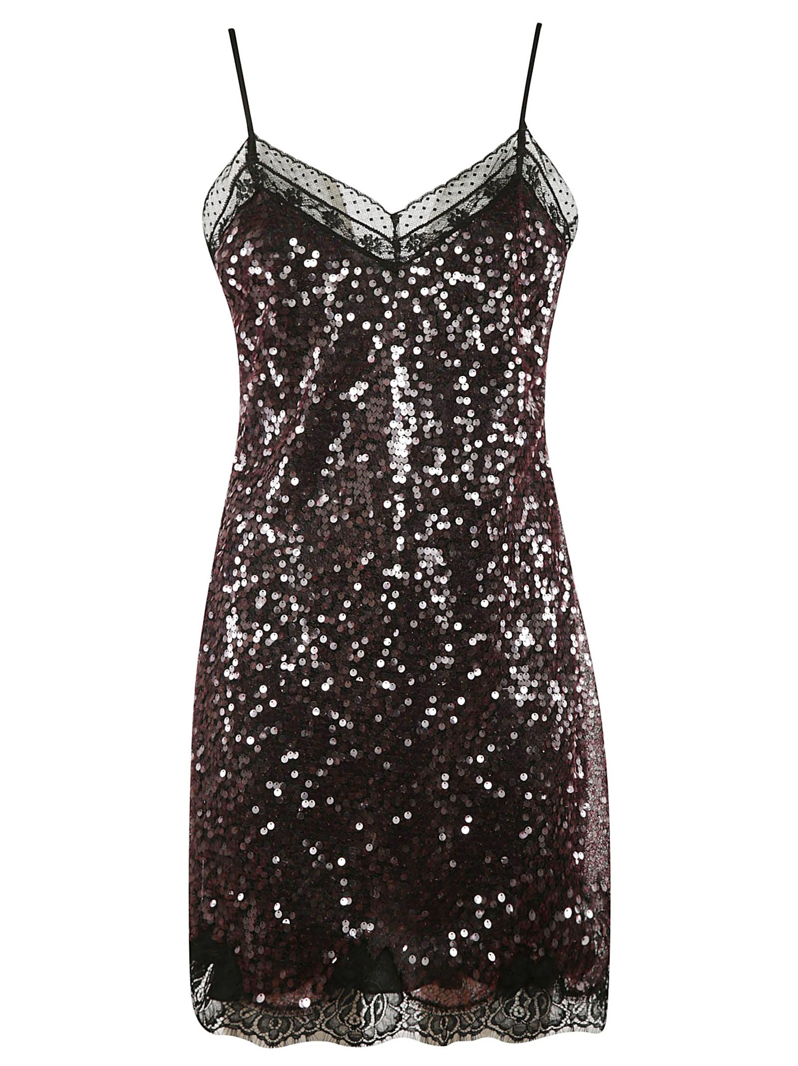 ermanno scervino -  Sequin Dress