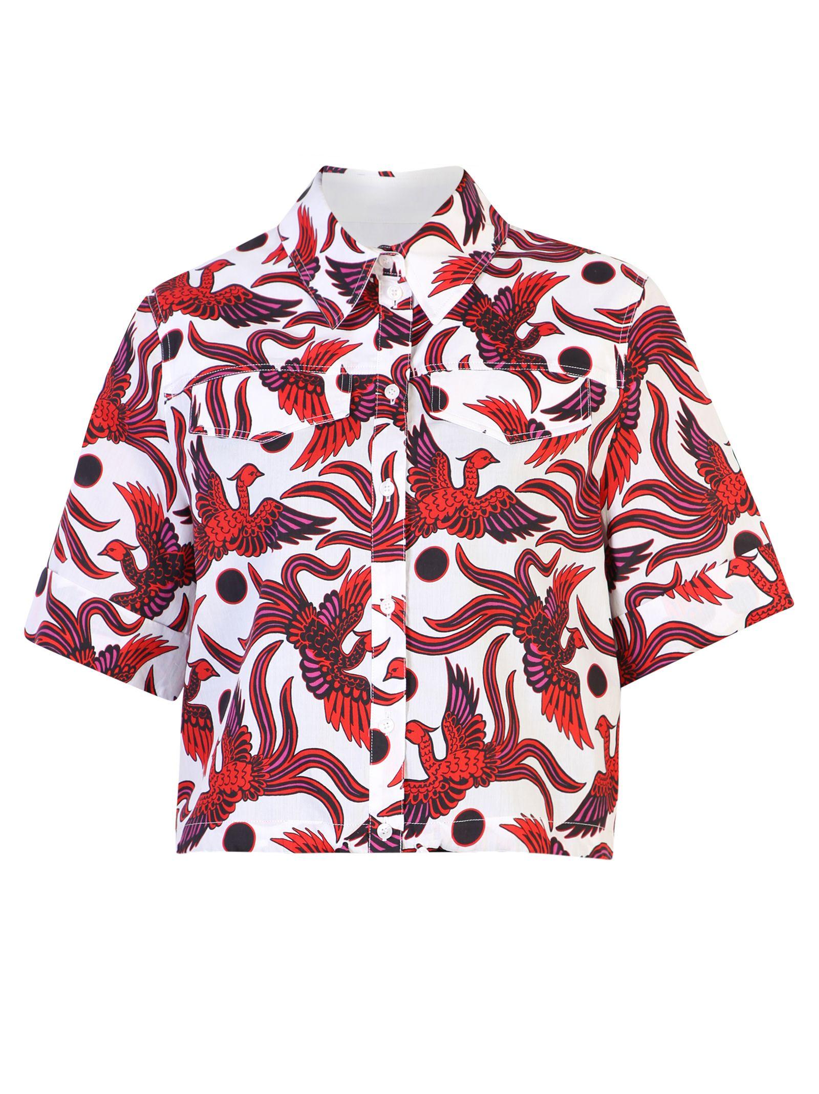 Kenzo Printed Shirt