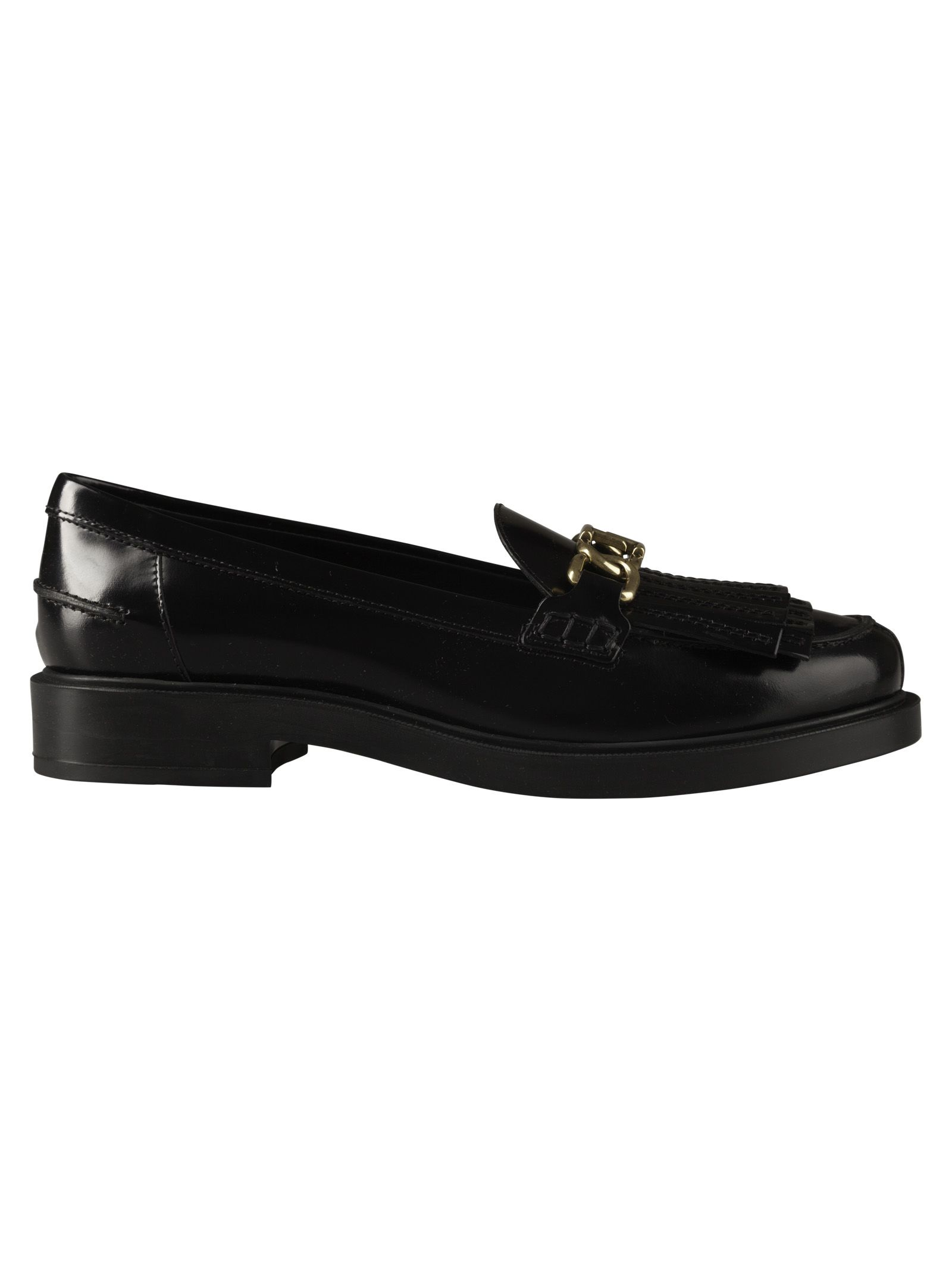 Tod's Fringed Loafers