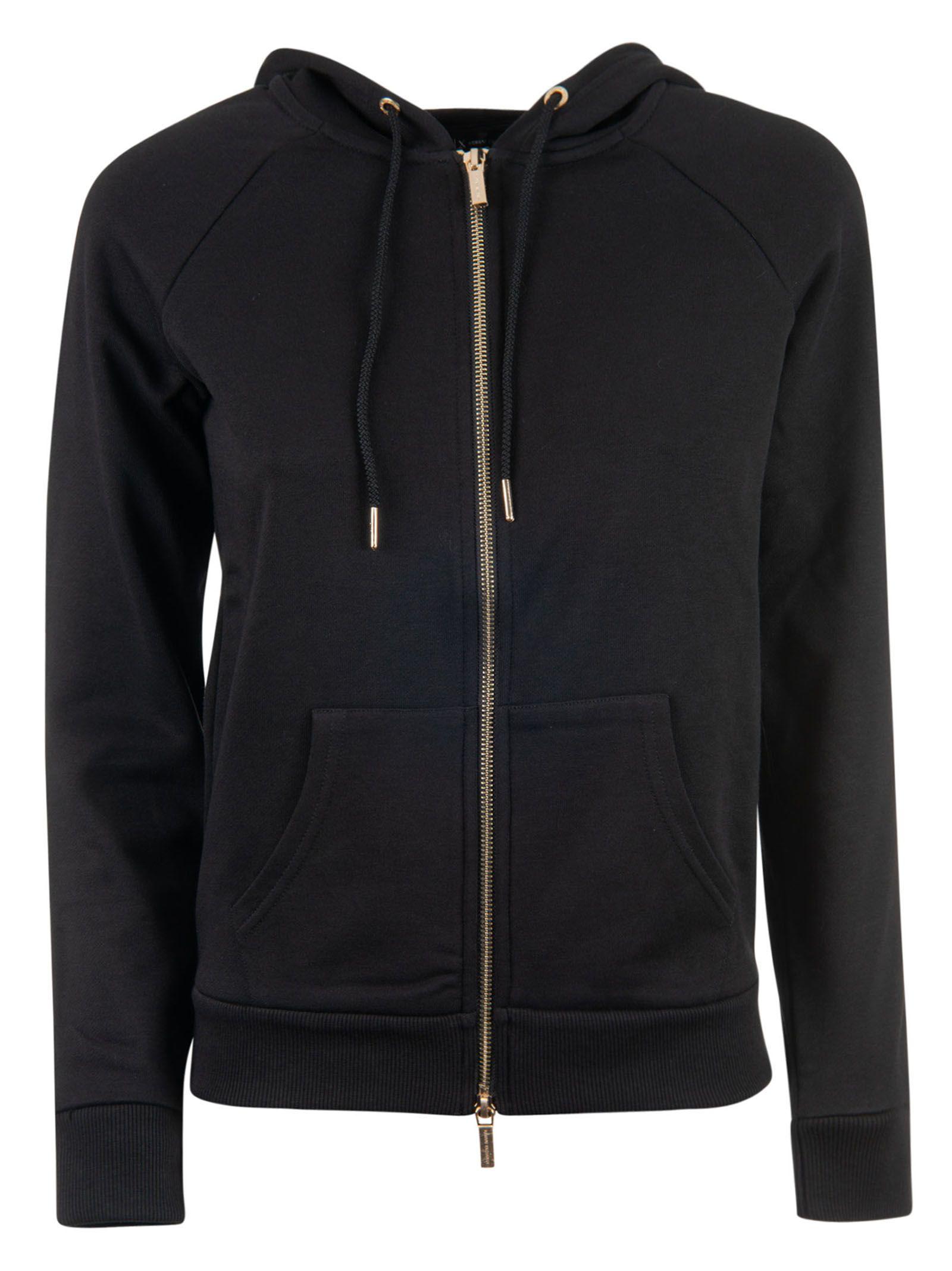 Armani Collezioni Hooded Sweatshirt