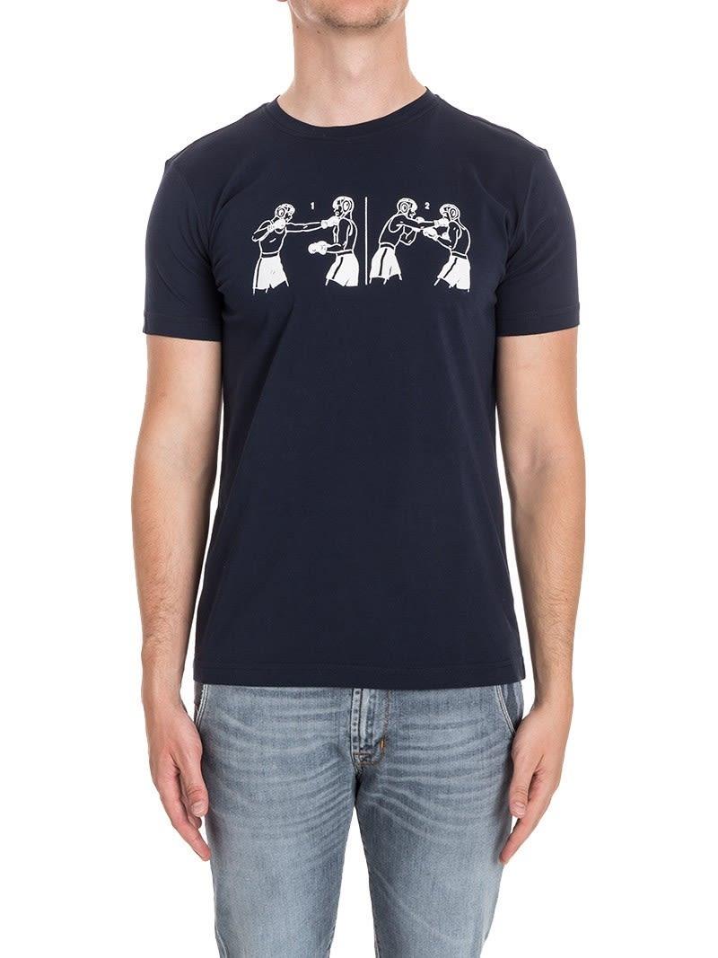 Aspesi T-shirt Cotton Ay31 A335 01098