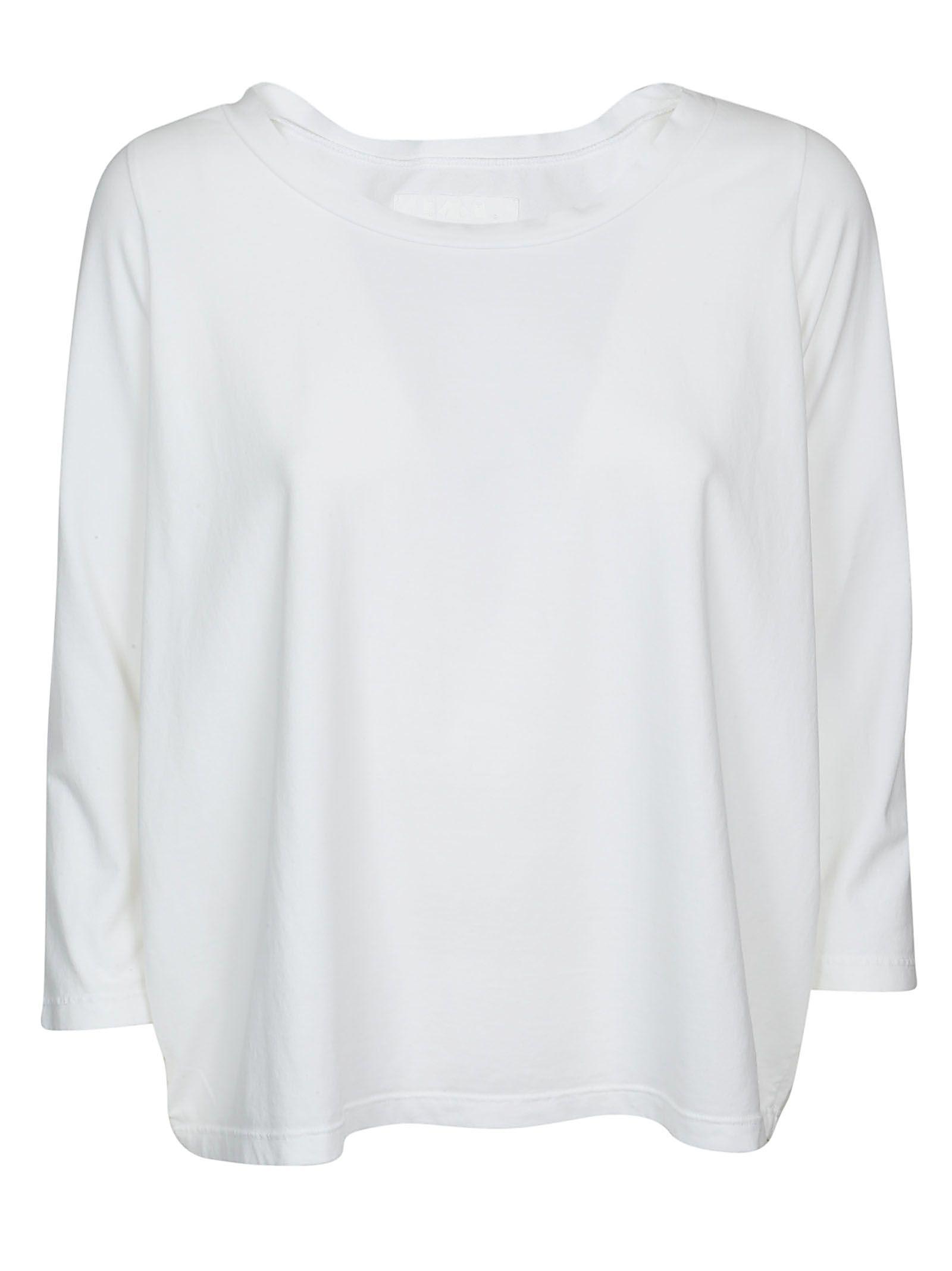 Labo. art Wide Neck T-shirt