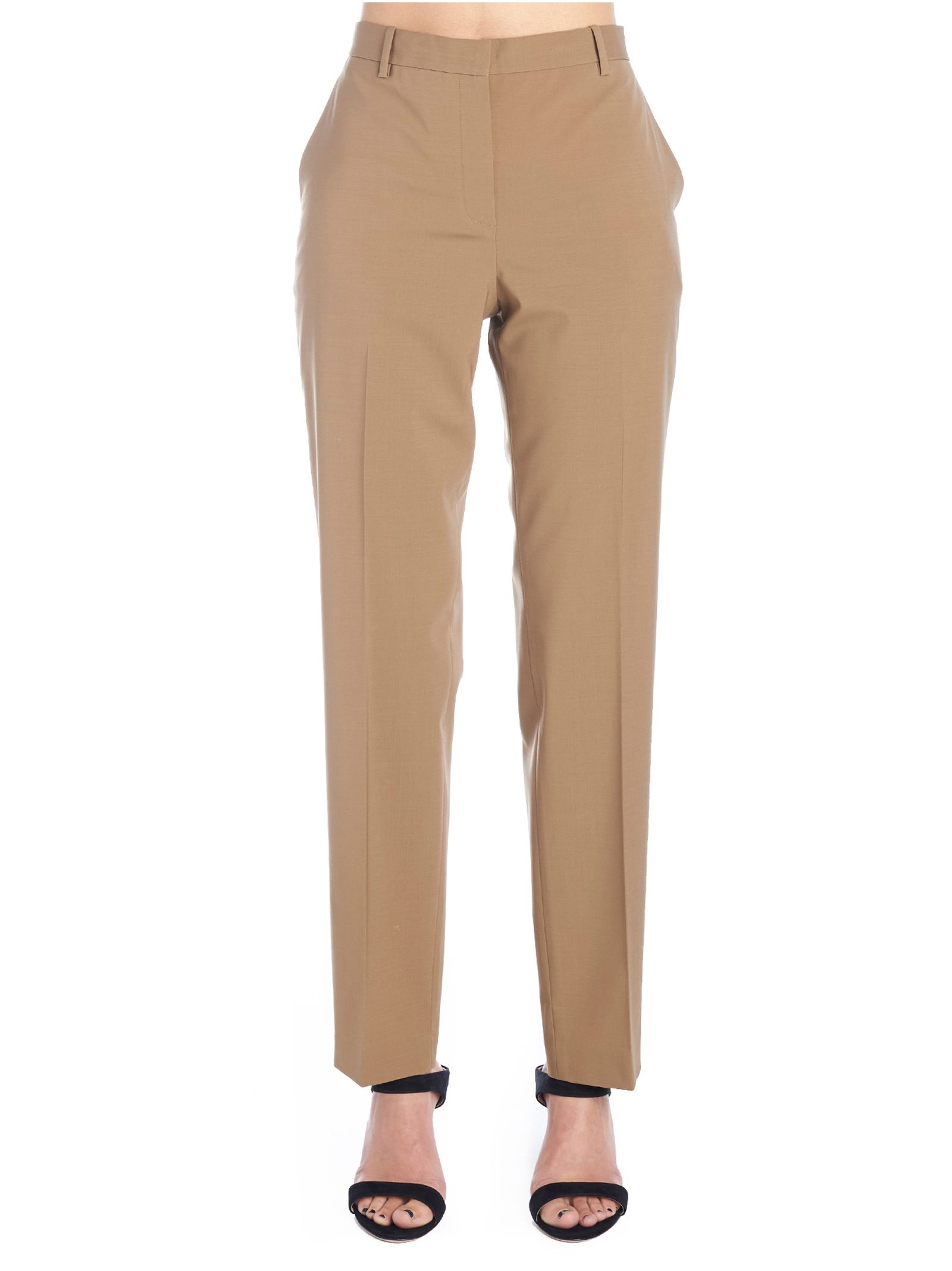 'Tailor Trousers' Pants in Brown