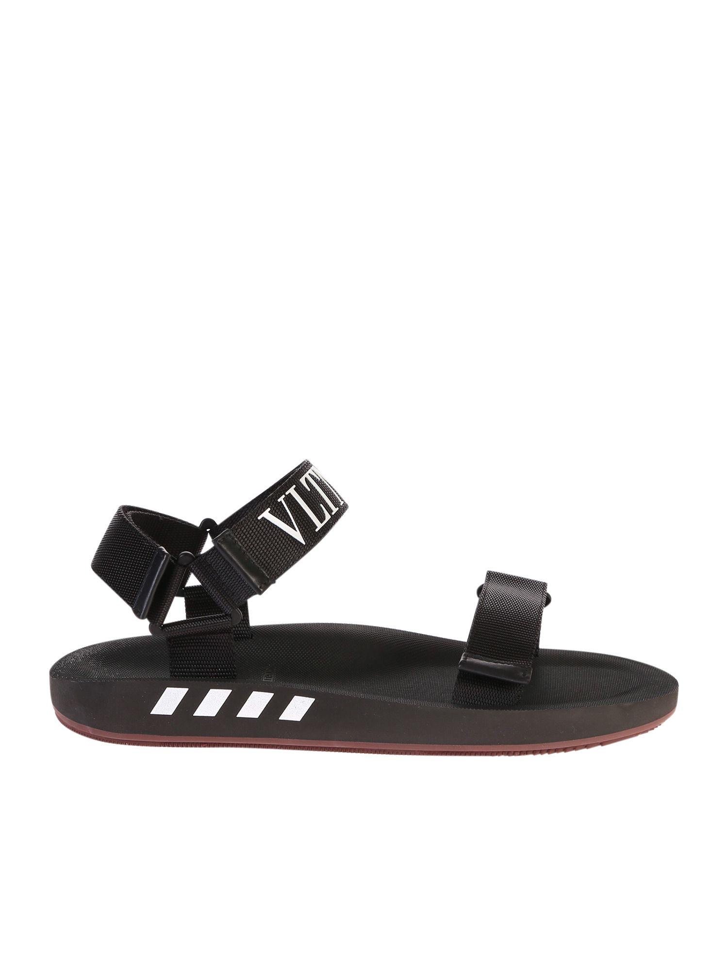 Valentino Garavani Branded Sandals