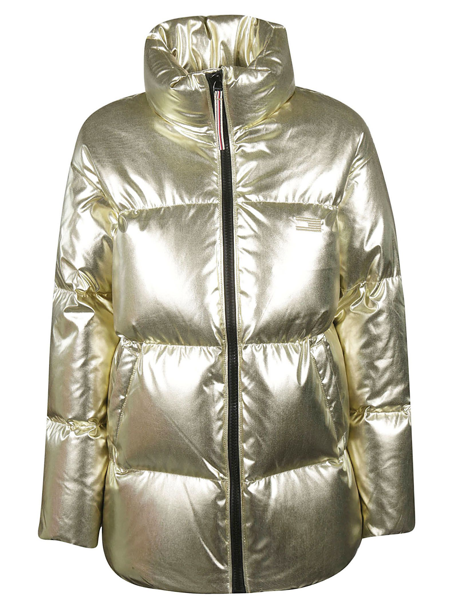 tommy hilfiger -  Zipped-up Padded Jacket