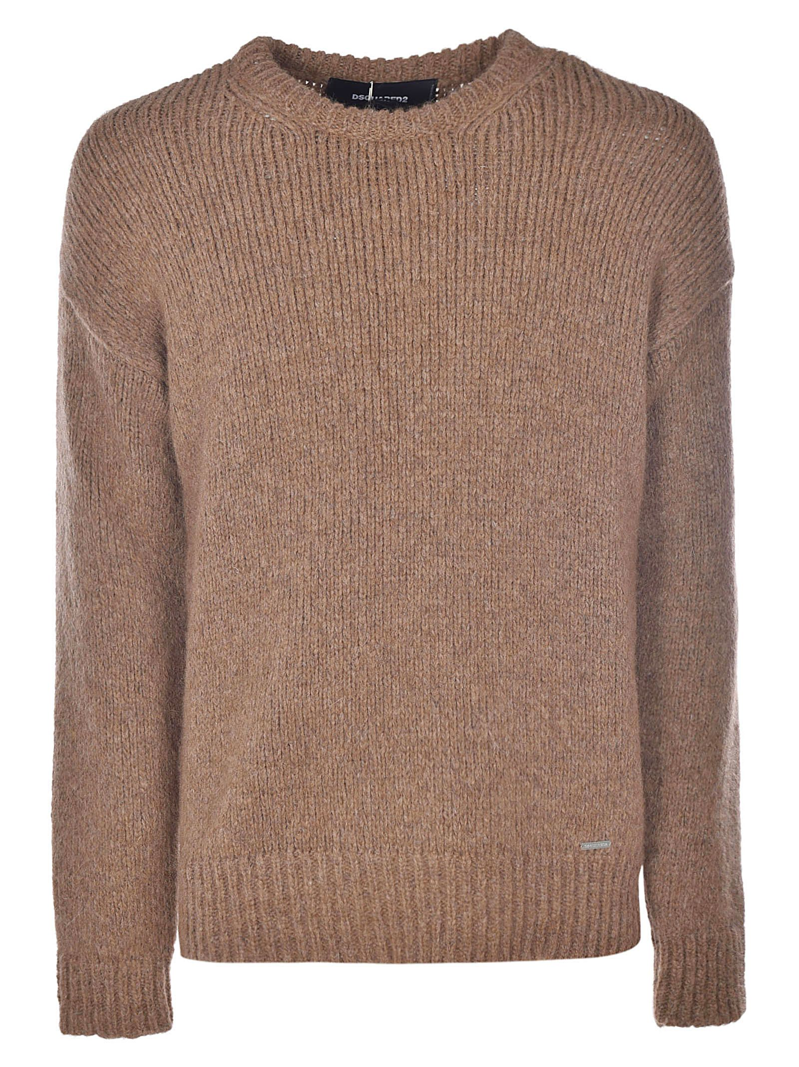 Dsquared2 Chunky Knit Jumper