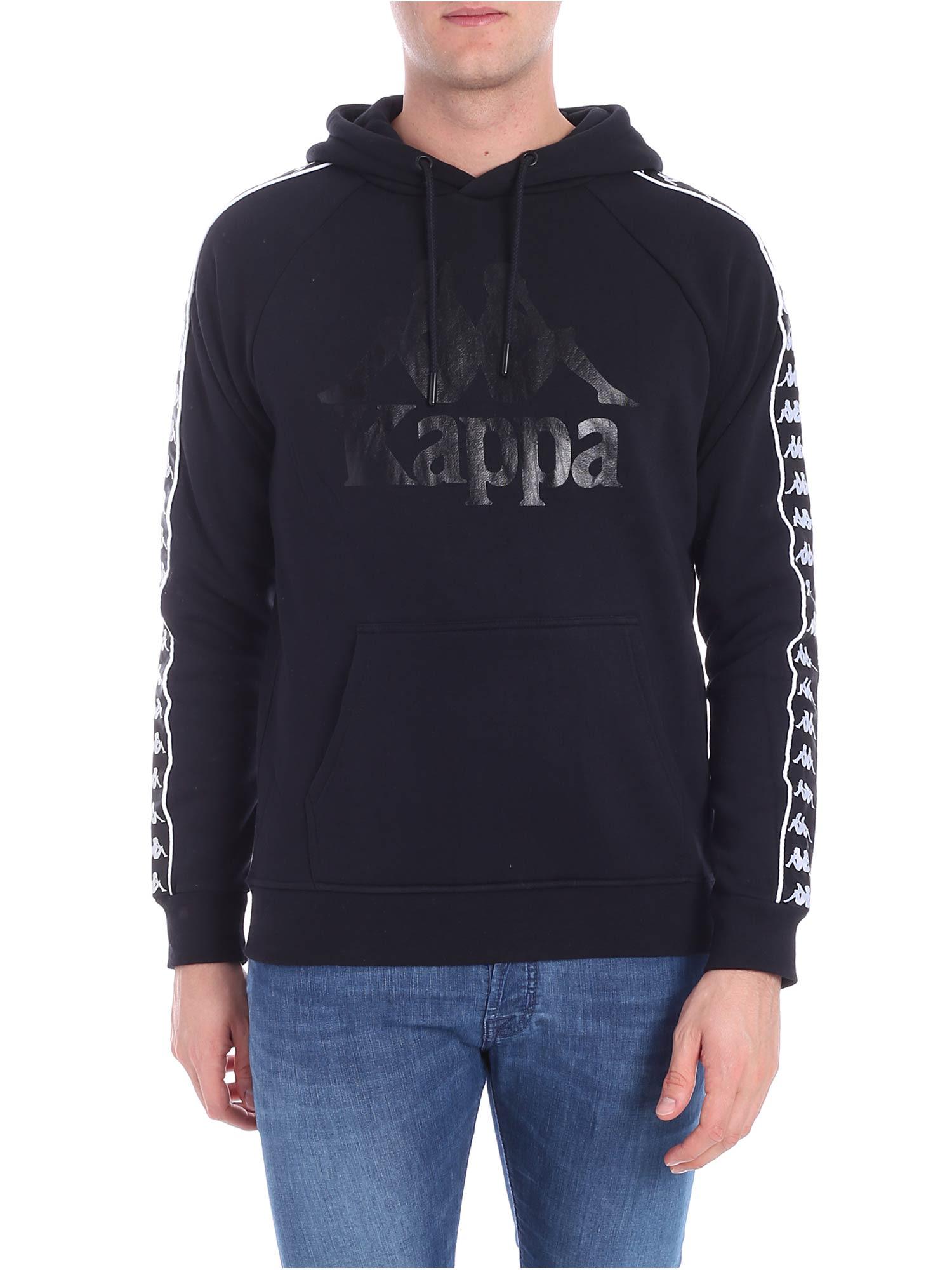 Kappa Cotton Blend Banda Hurtado Sweatshirt