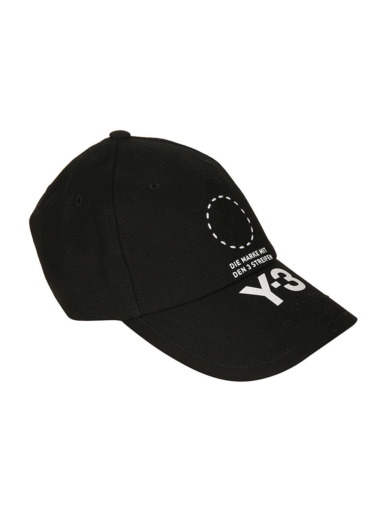 y-3 - Street Cap