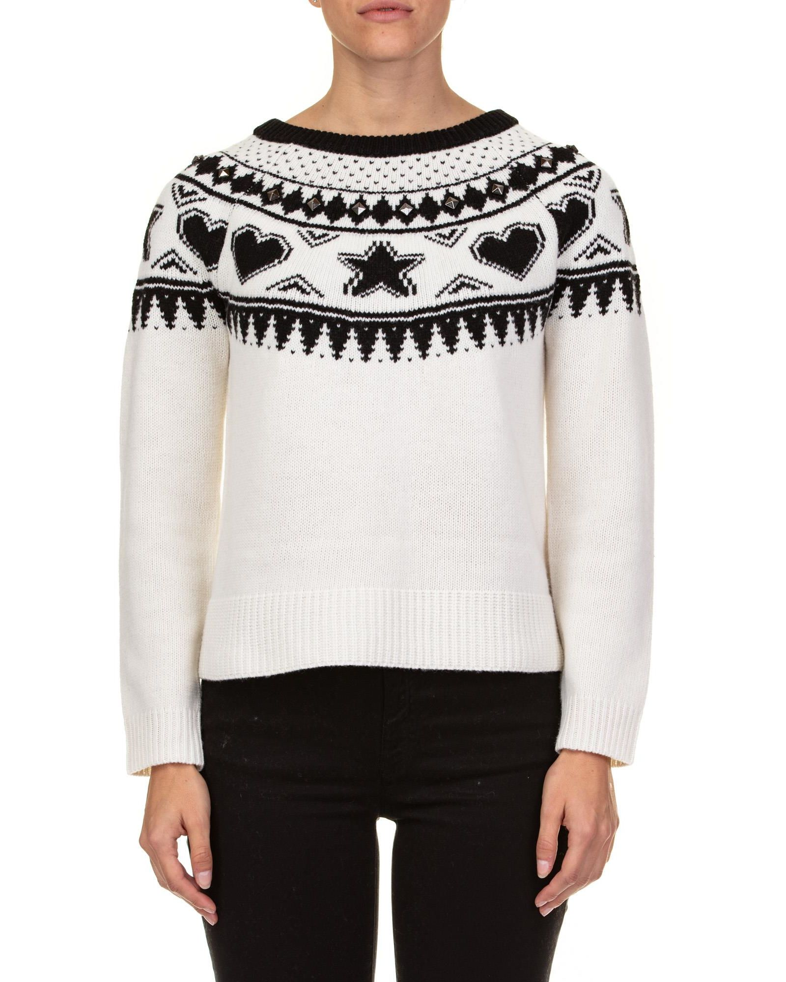 TwinSet Wool Blend Sweater
