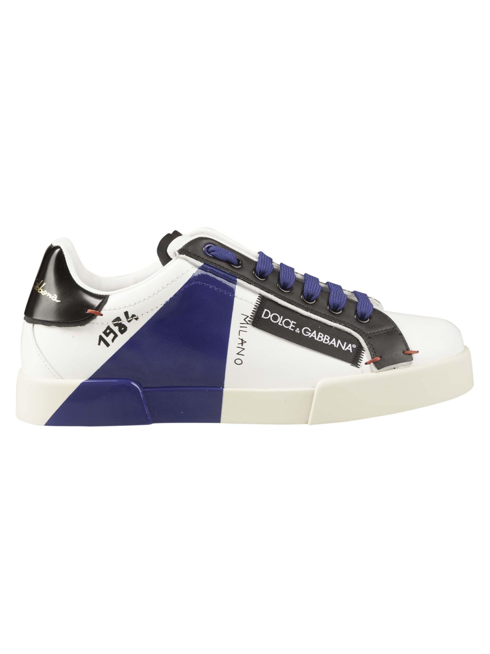 Dolce & Gabbana Milano Portofino Sneakers
