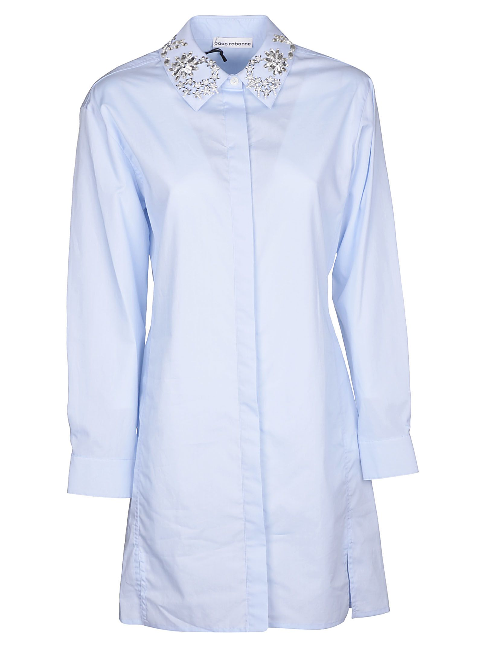 Paco Rabanne Long Shirt Dress