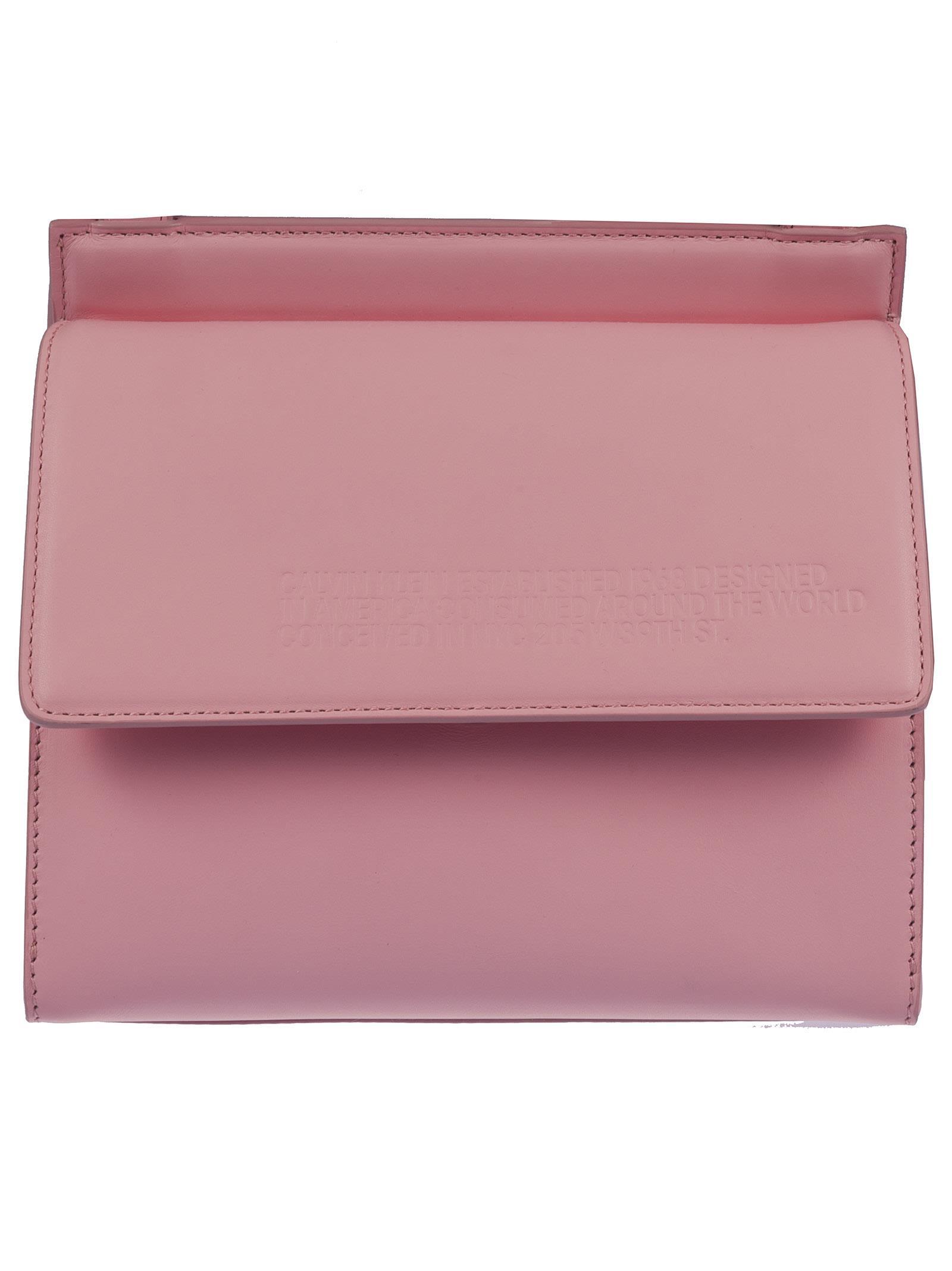 Calvin Klein Structured Shoulder Bag
