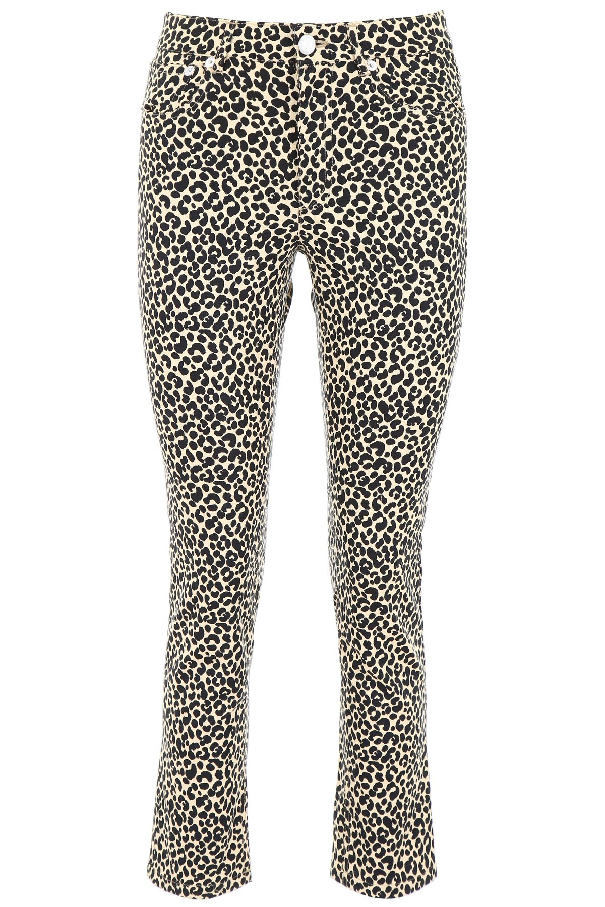 A.P.C. Leopard-printed Trousers