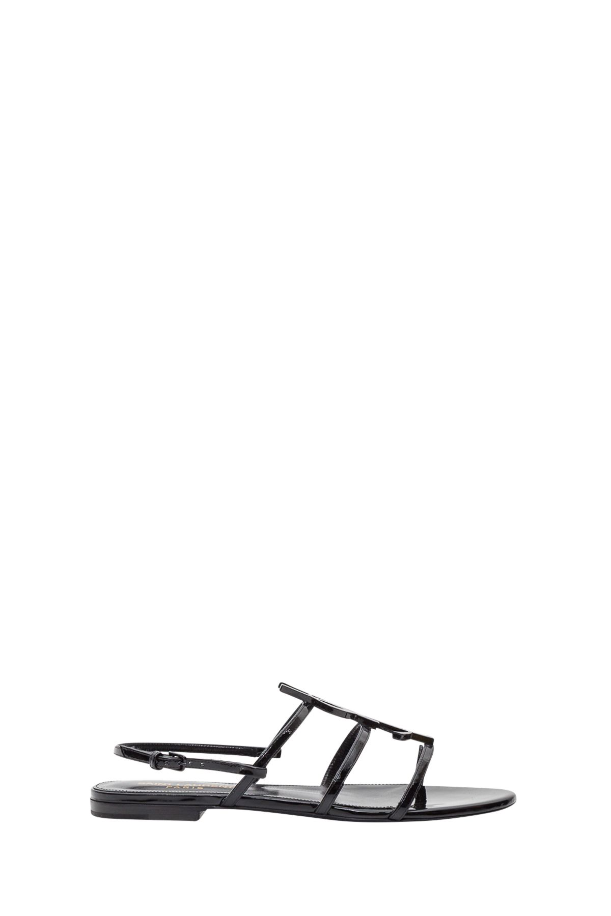 Saint Laurent Cassandra Open Sandals