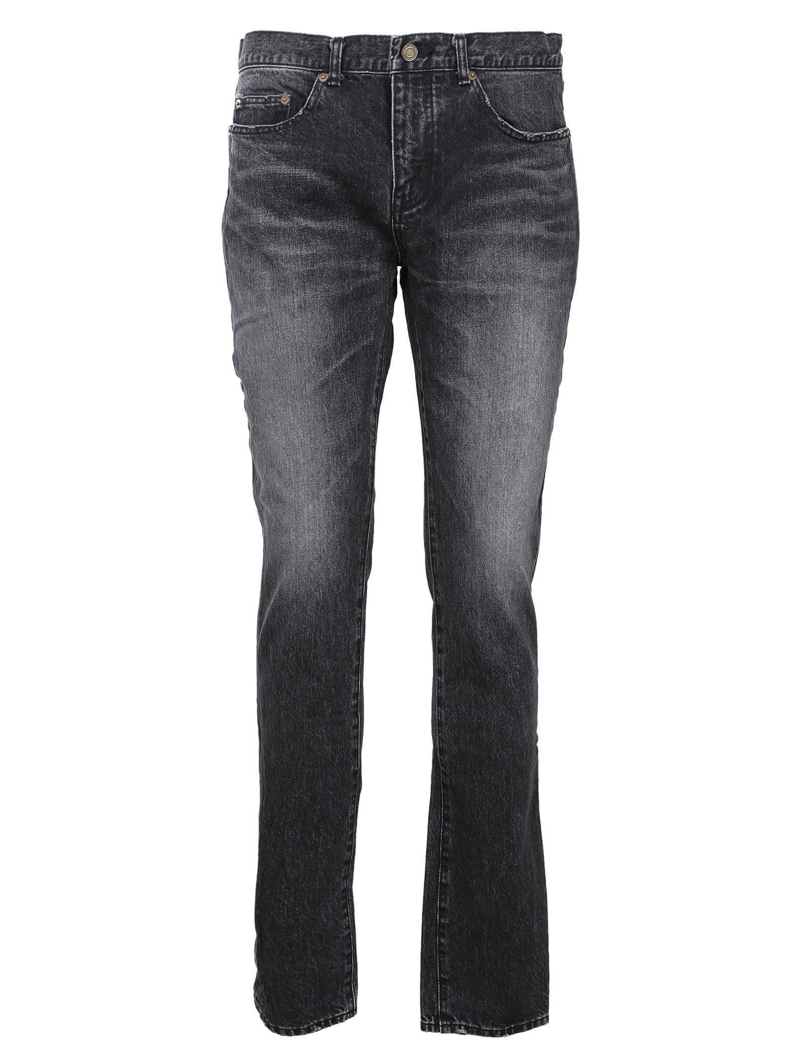Saint Laurent Classic Jeans