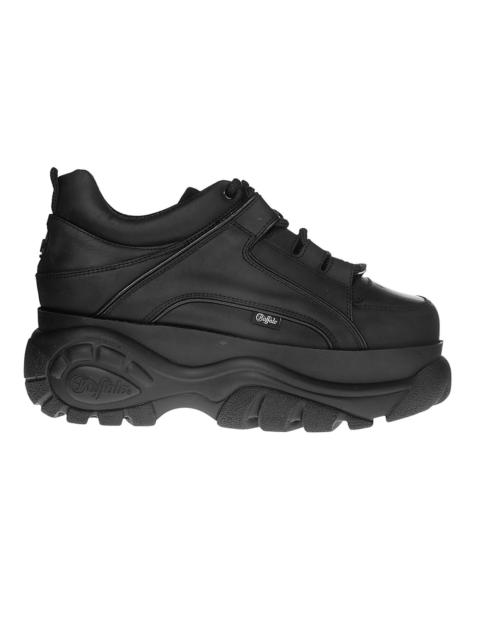 buffalo -  Classic Platform Sneakers