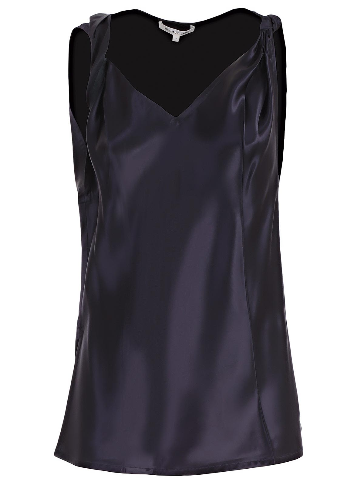 Helmut Lang Knotted Strap Top