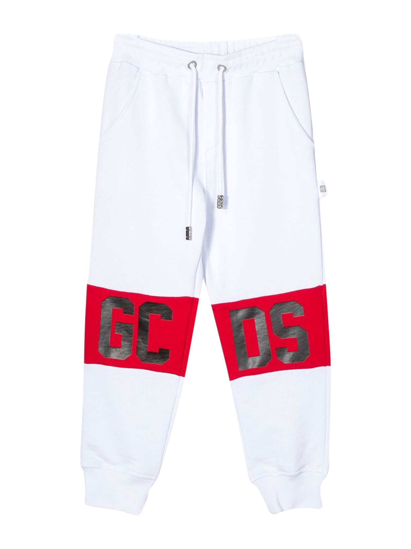 Best price on the market at italist | GCDS Gcds Kids Sport Trousers With Print