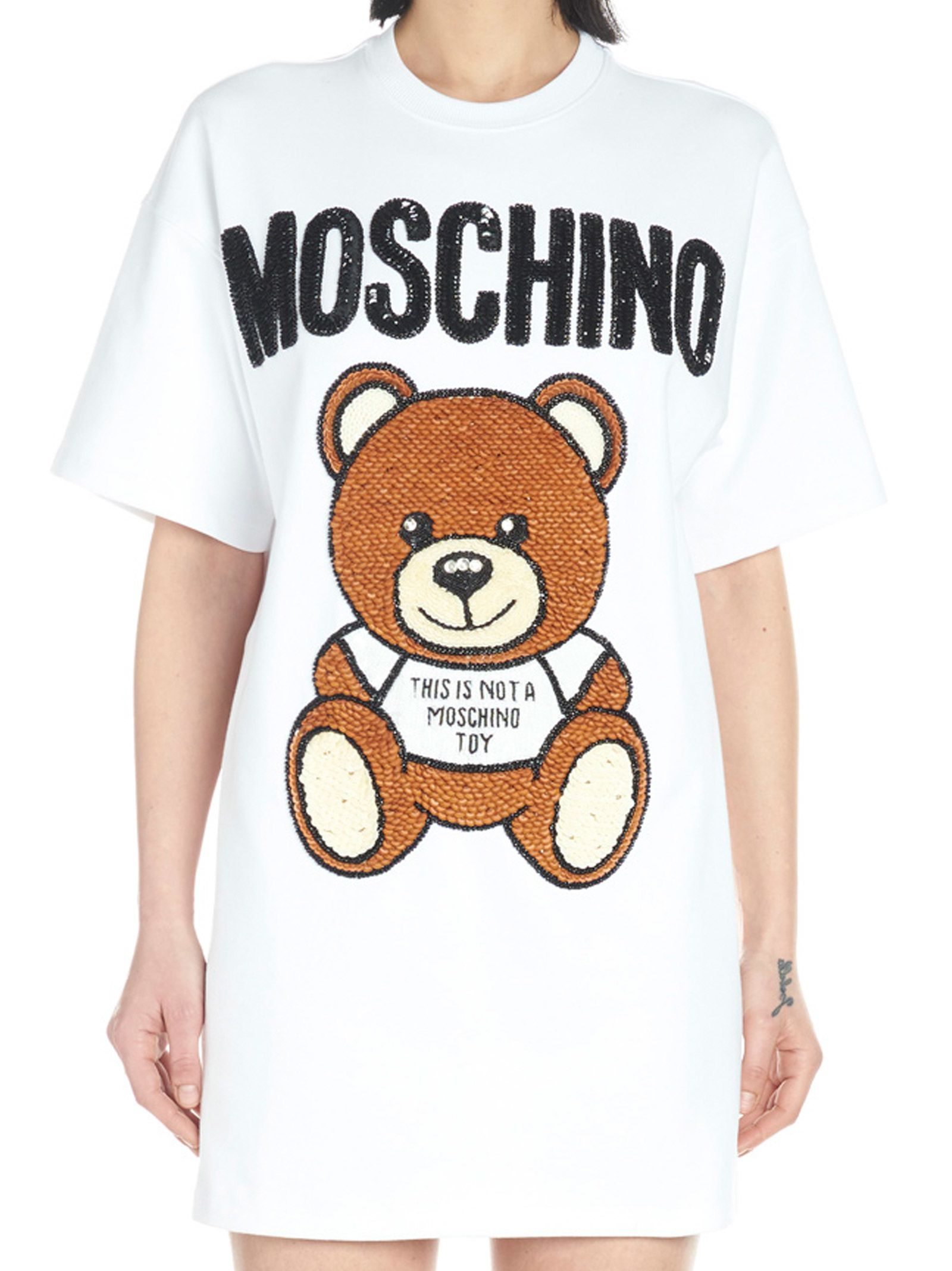 Moschino 'teddy Circus' Dress