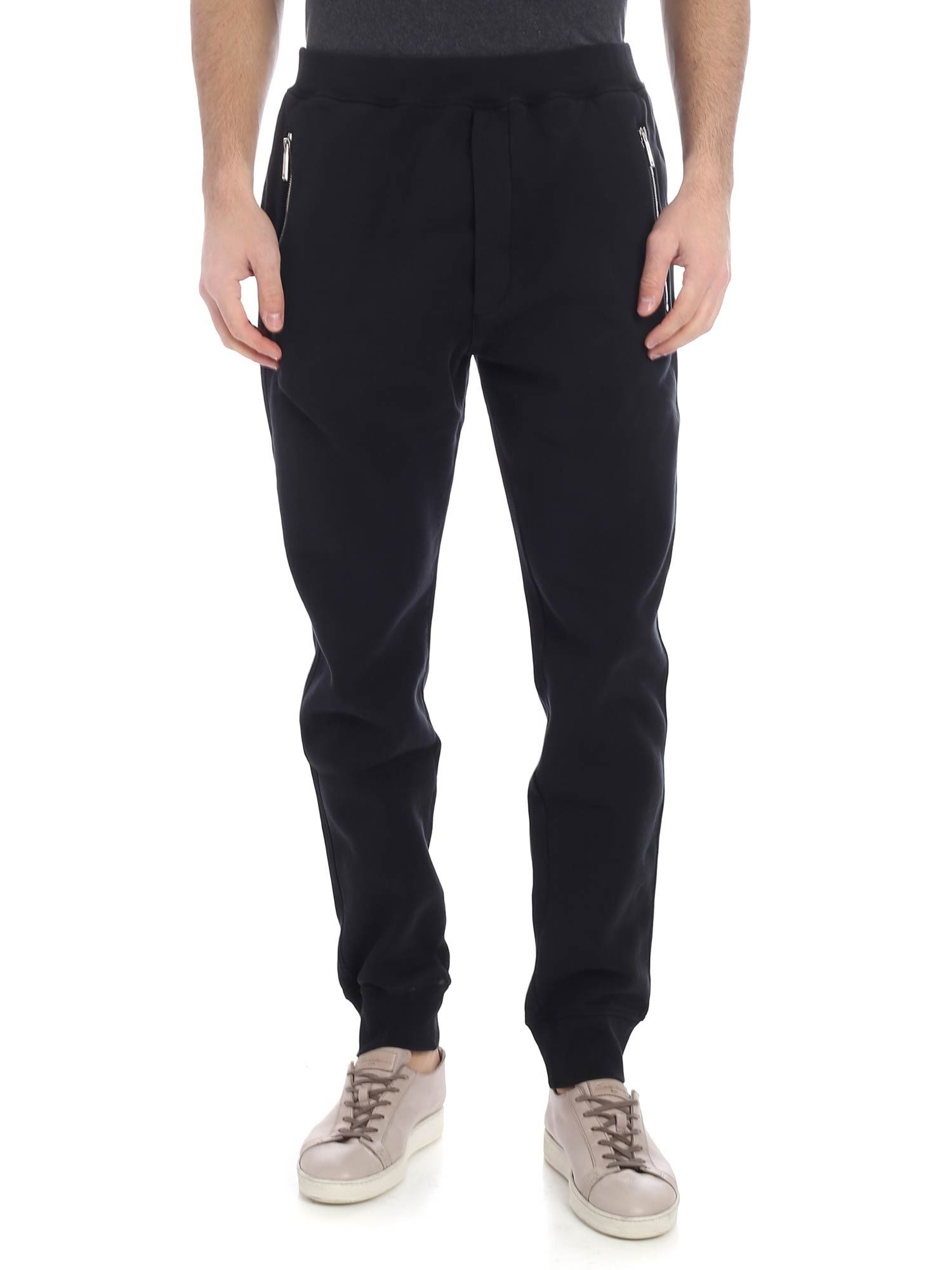 Dsquared2 Cotton Jogging Pants