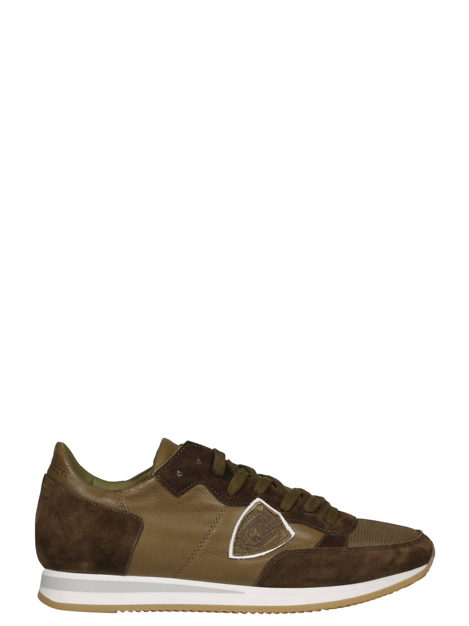 Philippe Model Laced-up Sneakers