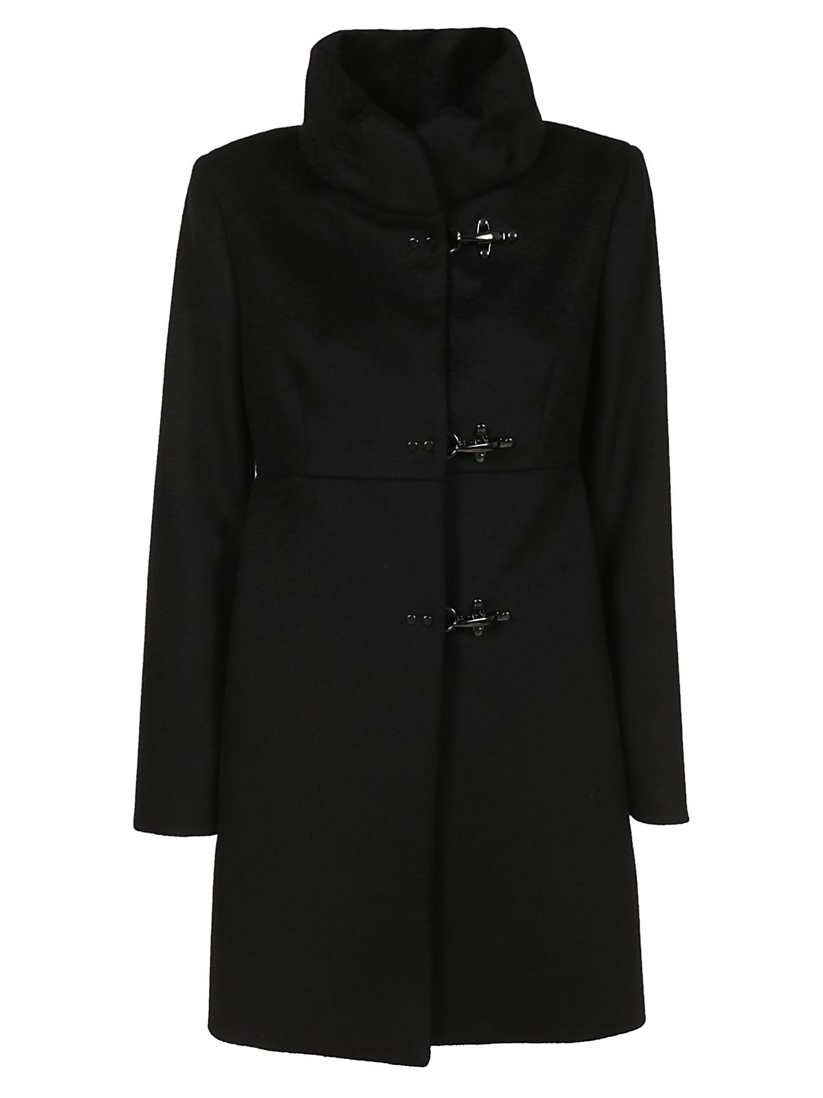 Fay Funnel Neck Duffle Coat