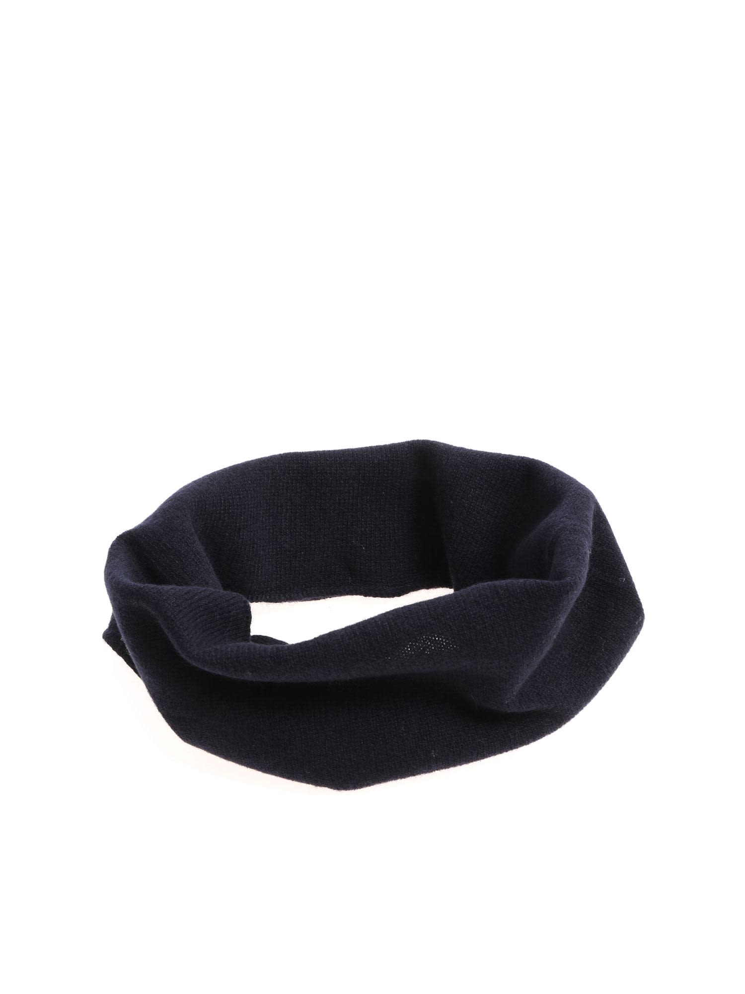 Lamberto Losani Ribbed Collar