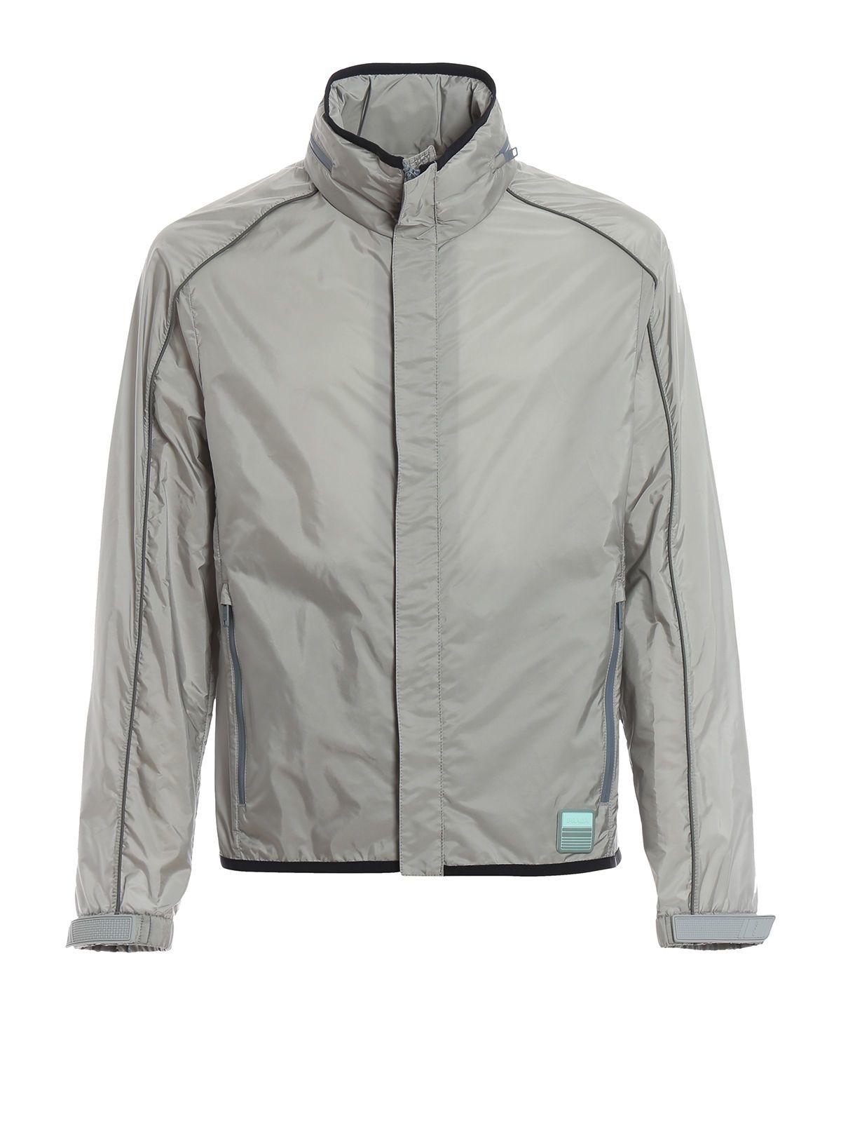 Prada Side Zip Jacket