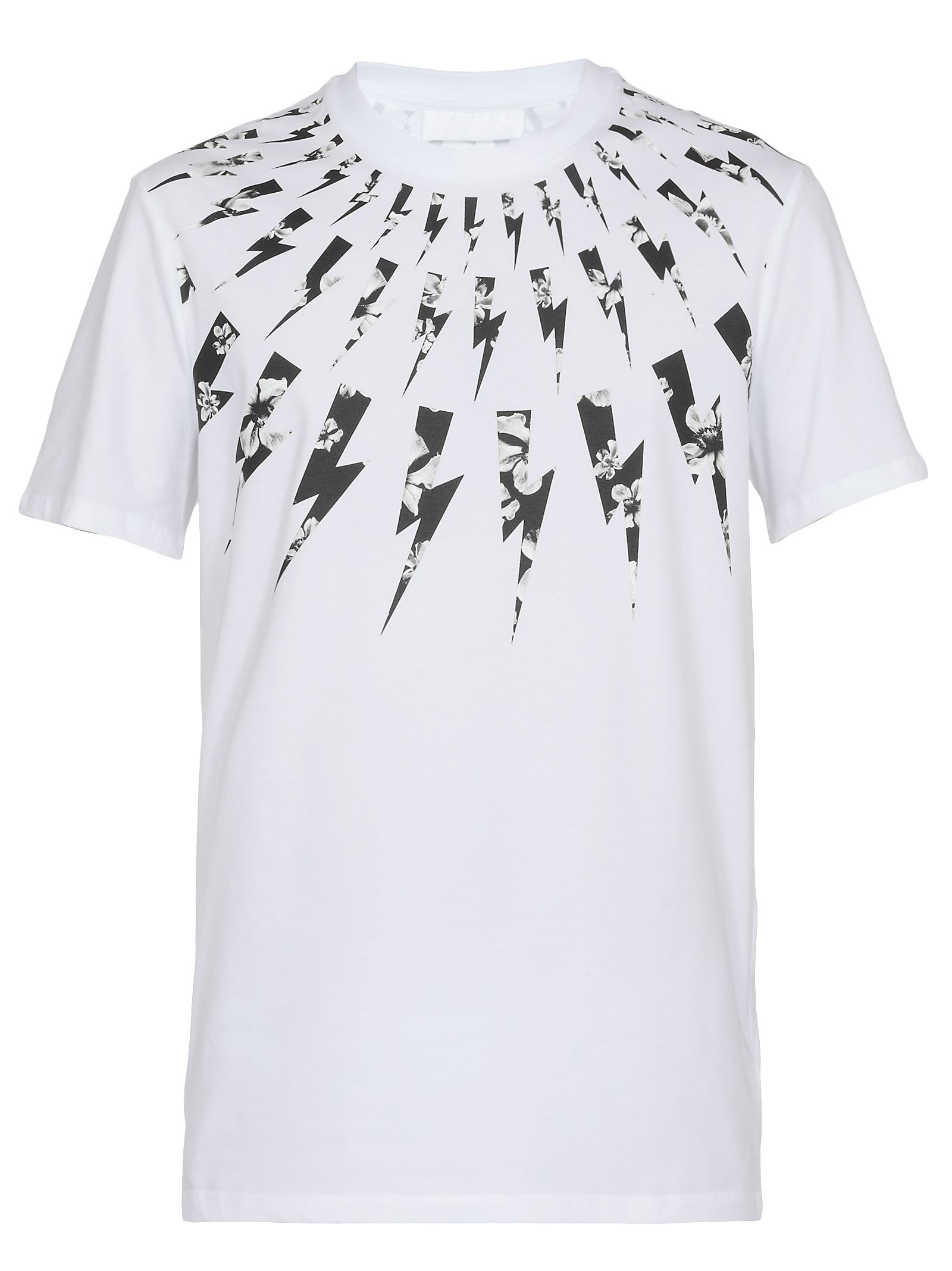 Neil Barrett Cotton T-shirt