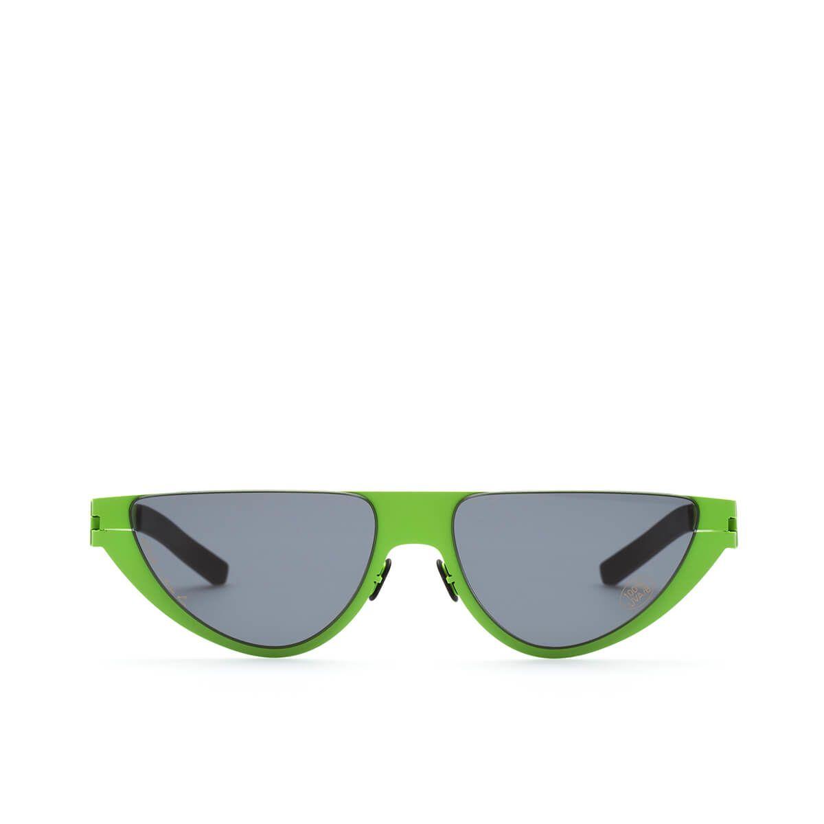 eab78e09949 Martine Rose Kitt Sunglasses In Green