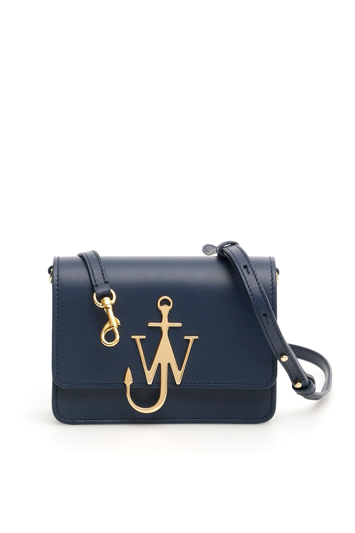 J.W. Anderson Leather Logo Purse